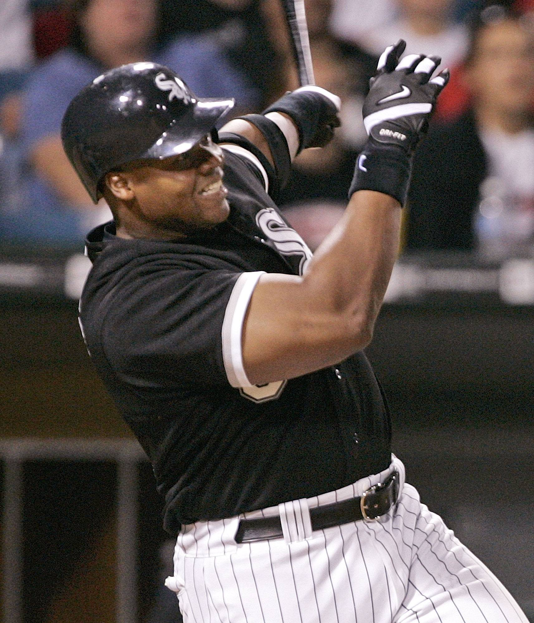 There was plenty of off-the-field drama when it came to Frank Thomas, but time has had a way of healing those wounds. When the Big Hurt enters the Hall of Fame on Sunday, White Sox fans will remember what he did for the team on the field as the franchise's best hitter ever.