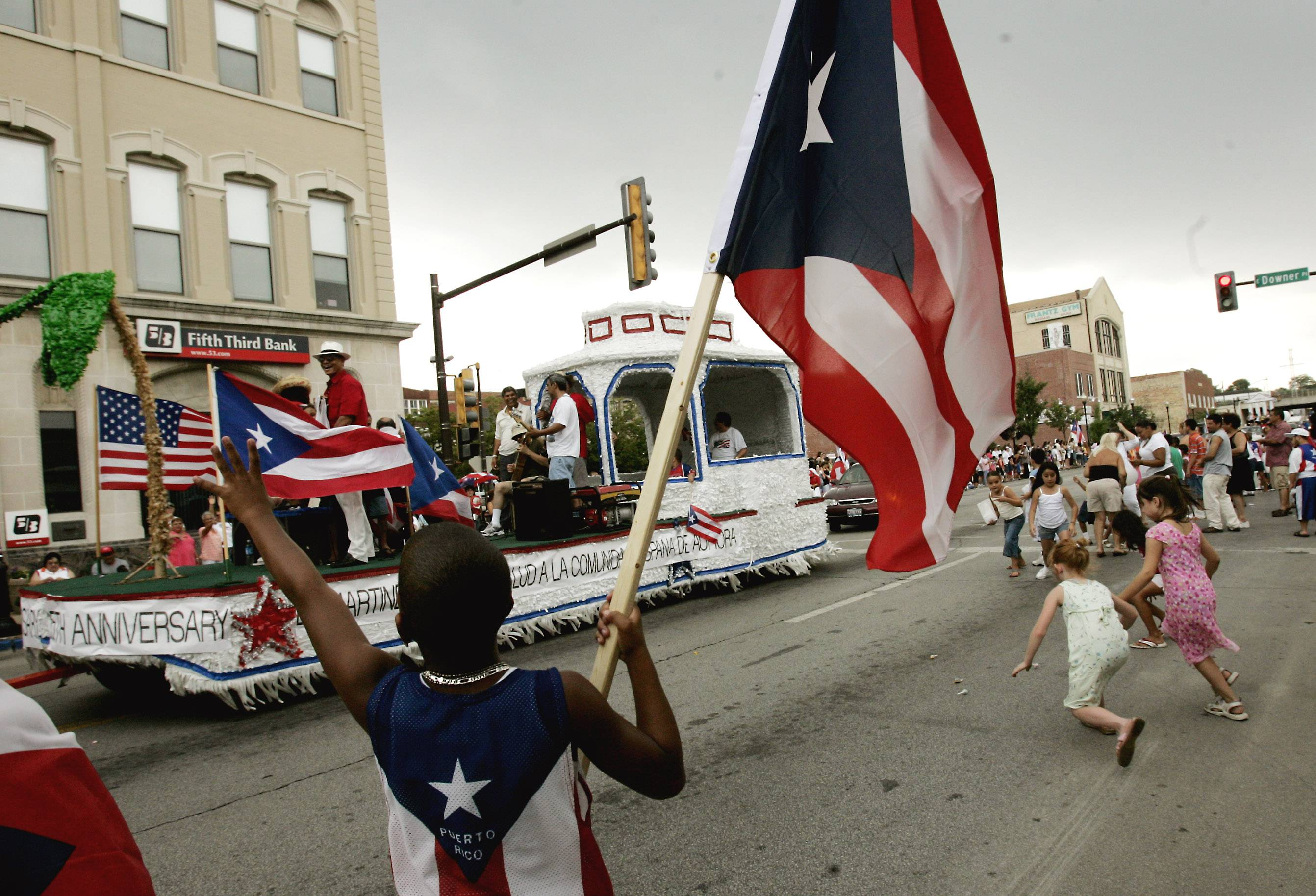 The 43rd Aurora Puerto Rican Heritage Festival is set at RiverEdge Park in Aurora Saturday and Sunday, July 26 and 27.