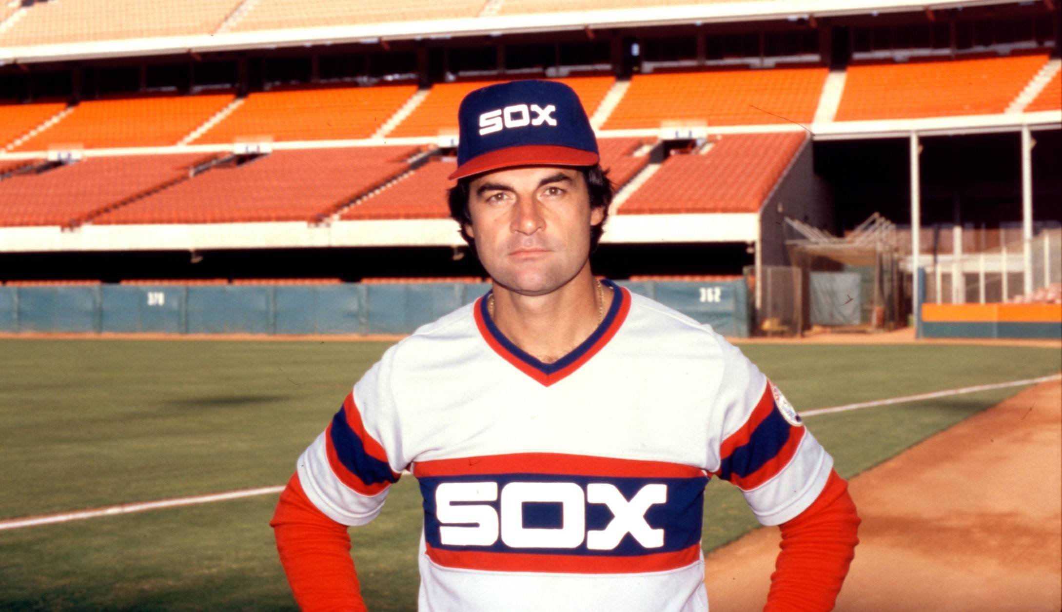 Then-White Sox manager Tony La Russa in 1983. La Russa's years with the White Sox add a strong Chicago presence alongside ex-Cub Greg Maddux and Sox legend Frank Thomas to today's Hall of Fame induction ceremony.