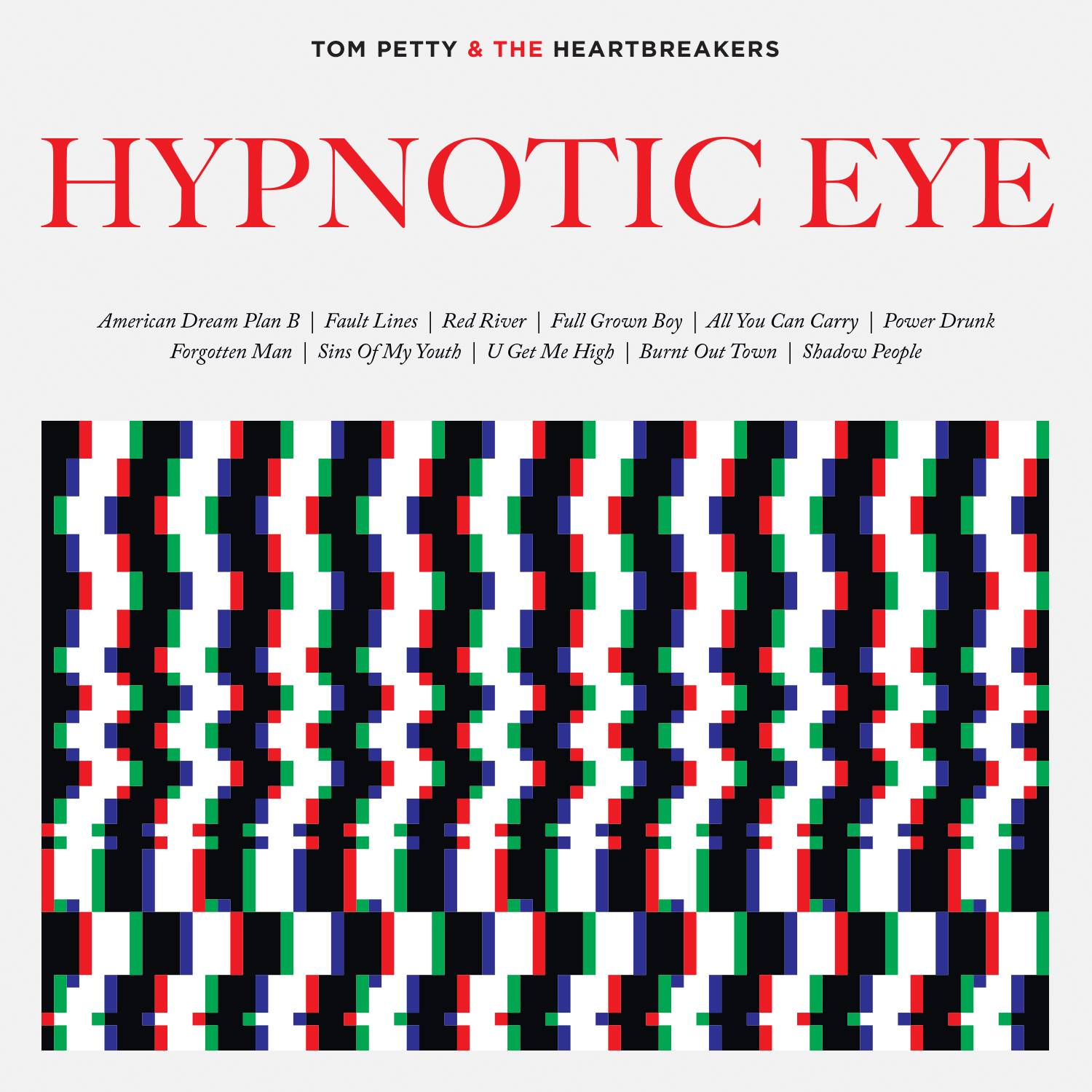 "Tom Petty & The Heartbreakers show why they shouldn't be ignored on ""Hypnotic Eye."""