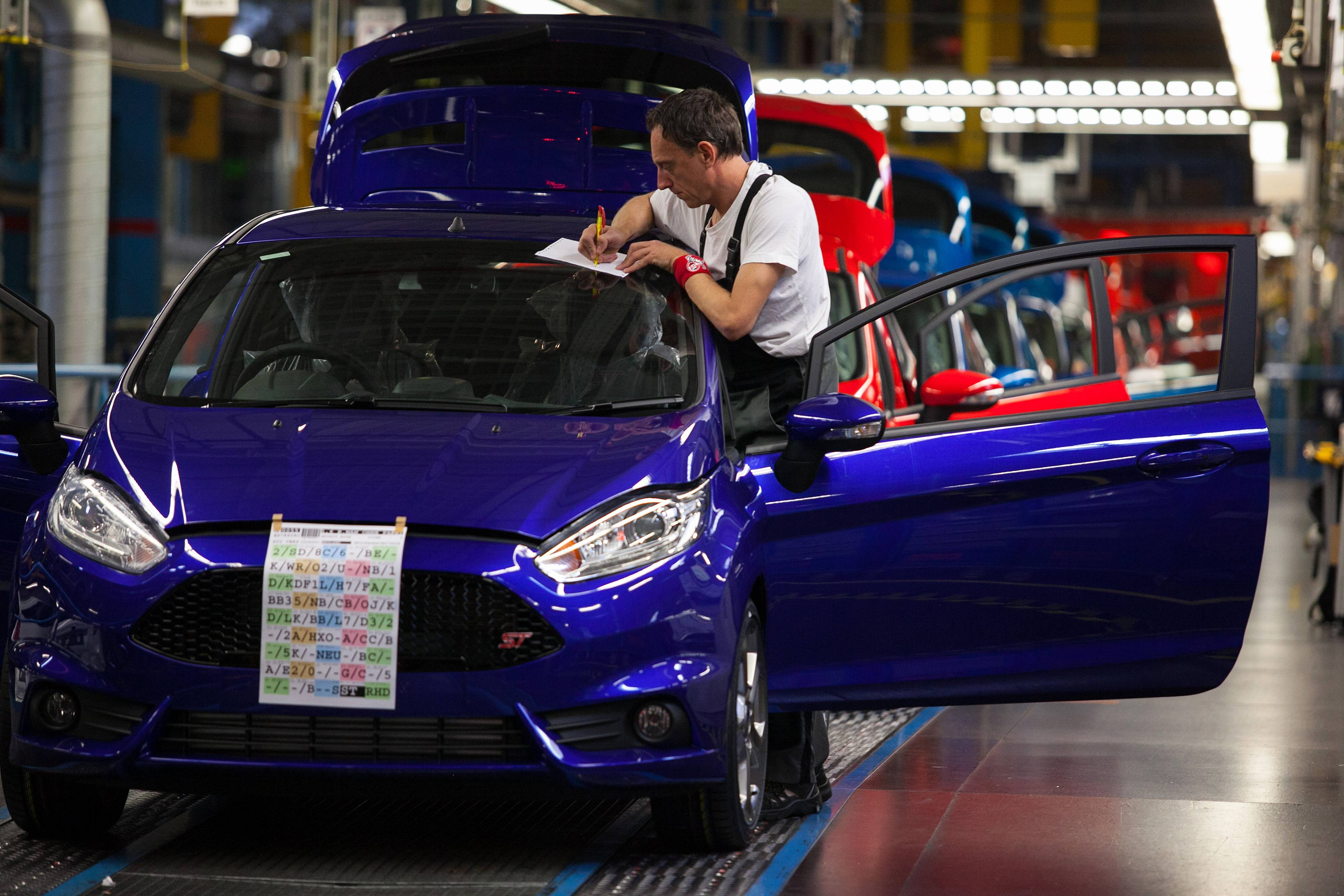 Ford Motor is building four plants in China and two in India. By 2020, the automaker hopes Asia Pacific and the Middle East will account for one-third of its sales.