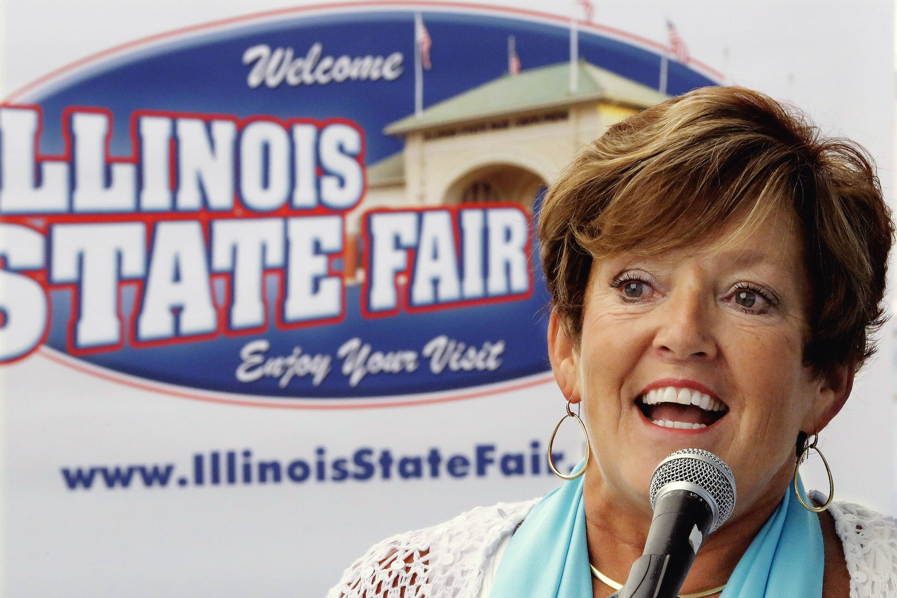 Amy Bliefnick, manager of the Illinois State Fair, was fined $1,000 and suspended for two days without pay by the Executive Ethics Commission.