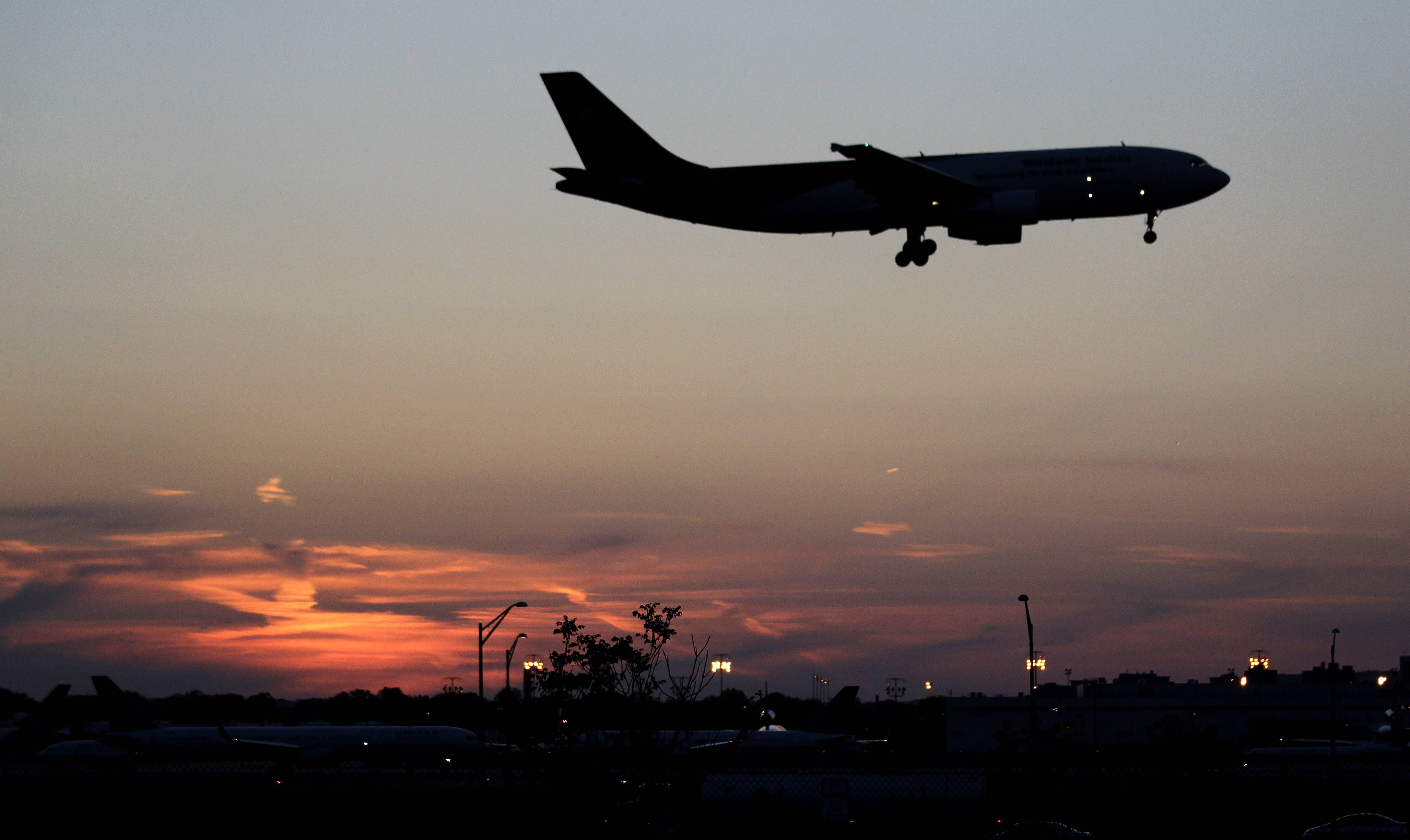 More travelers are flying than ever before, creating a daunting challenge for airlines: keep passengers safe in an ever more crowded airspace.