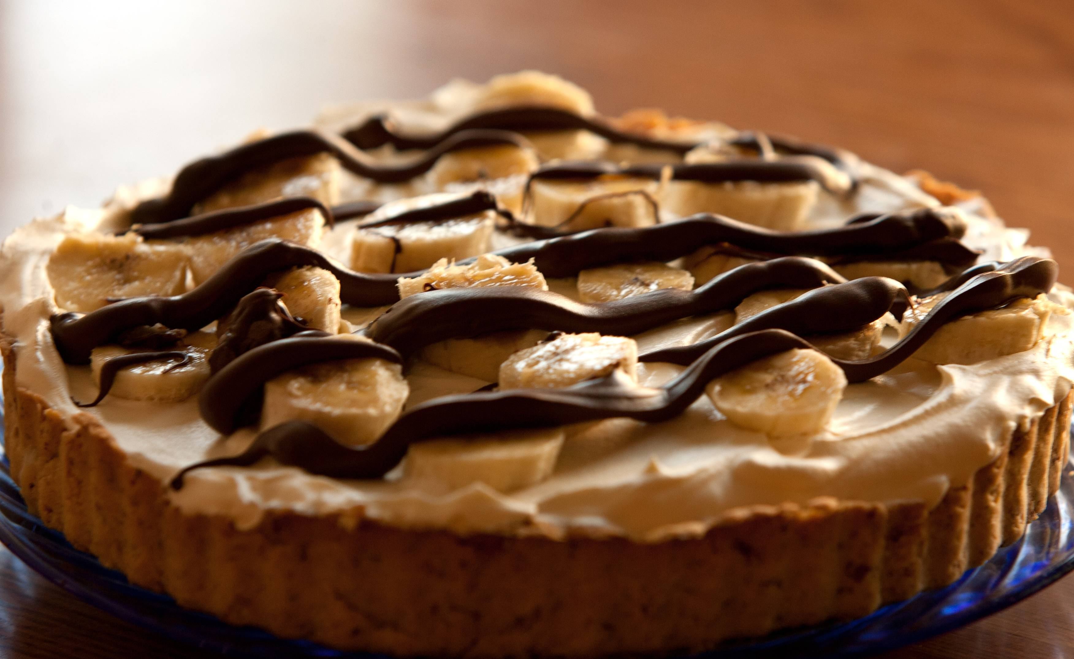 Banana Caramel Pie is an easy-to-make summer dessert.