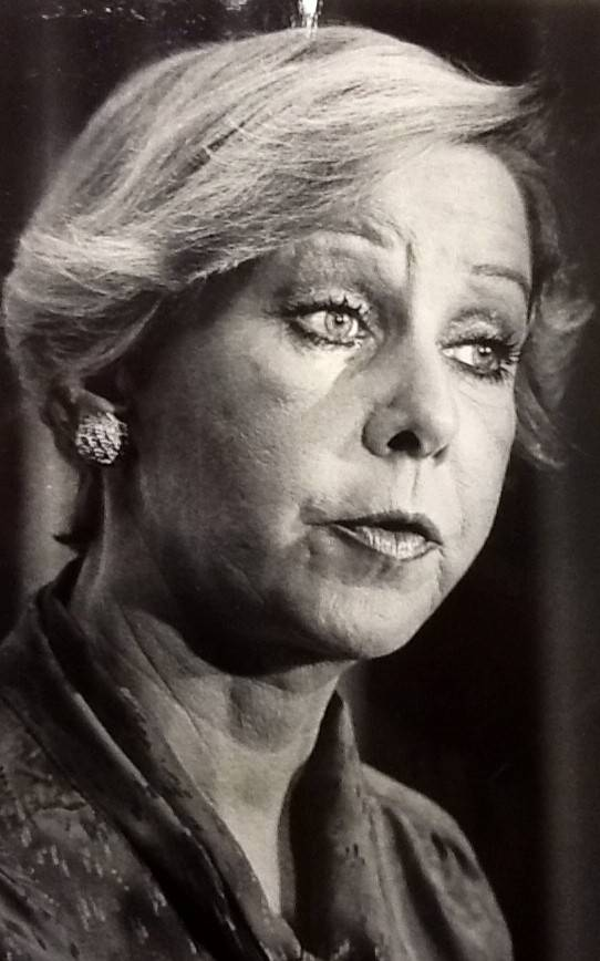 Former Chicago Mayor Jane Byrne in 1979.