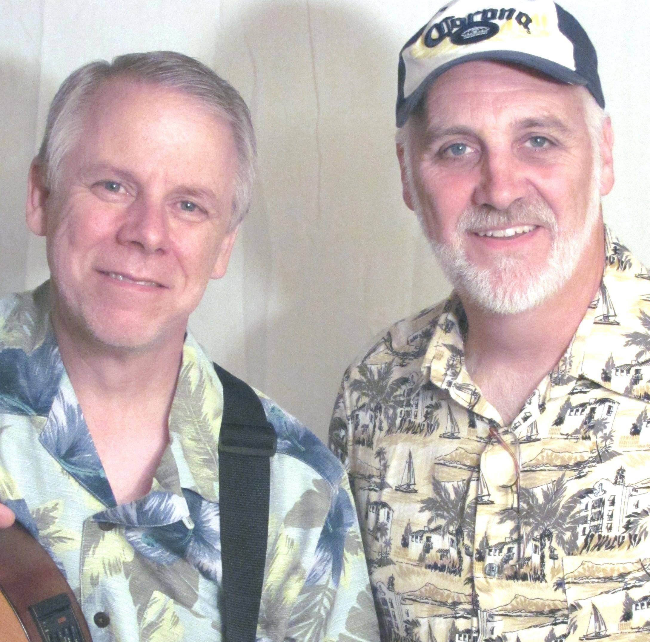 Hometown duo Drift Away, with Brien Prenevost and Kevin Miller, will open Coon Creek Country Days' musical entertainment at 8 p.m. Thursday.