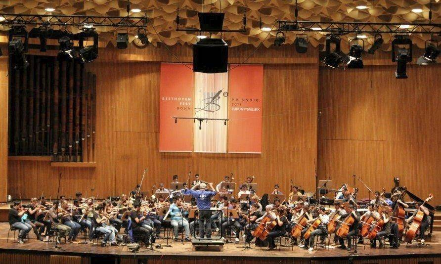 The National Youth Orchestra of Iraq will make its American debut with two concerts with the Elgin Youth Symphony Orchestra in August.