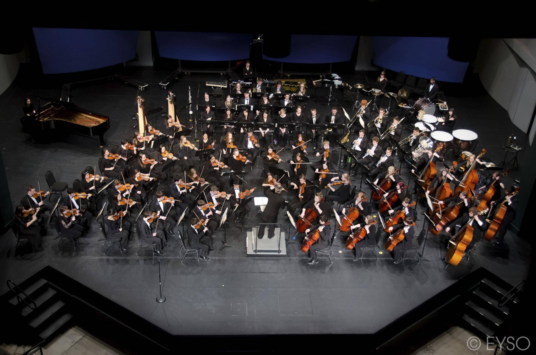 Elgin Youth Symphony Orchestra will collaborate with the acclaimed National Youth Orchestra of Iraq in two concerts in August at ECC.