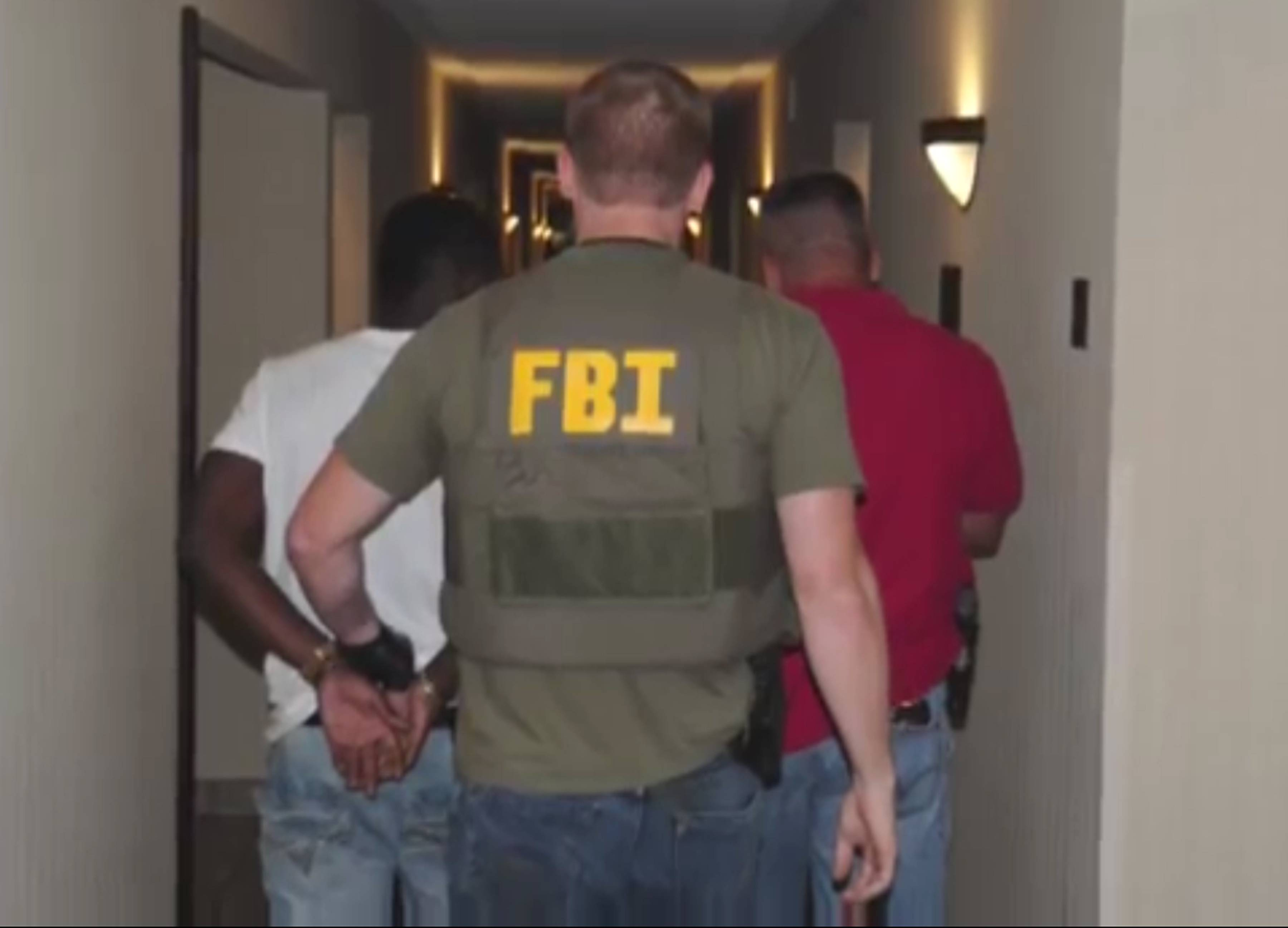 Authorities raid a hotel in Jackson, Mississippi. When FBI agents and police officers fanned out across the country last month in a weeklong effort to rescue child sex trafficking victims, they pulled kids as young as 11 from dingy motel rooms, truck stops and homes.