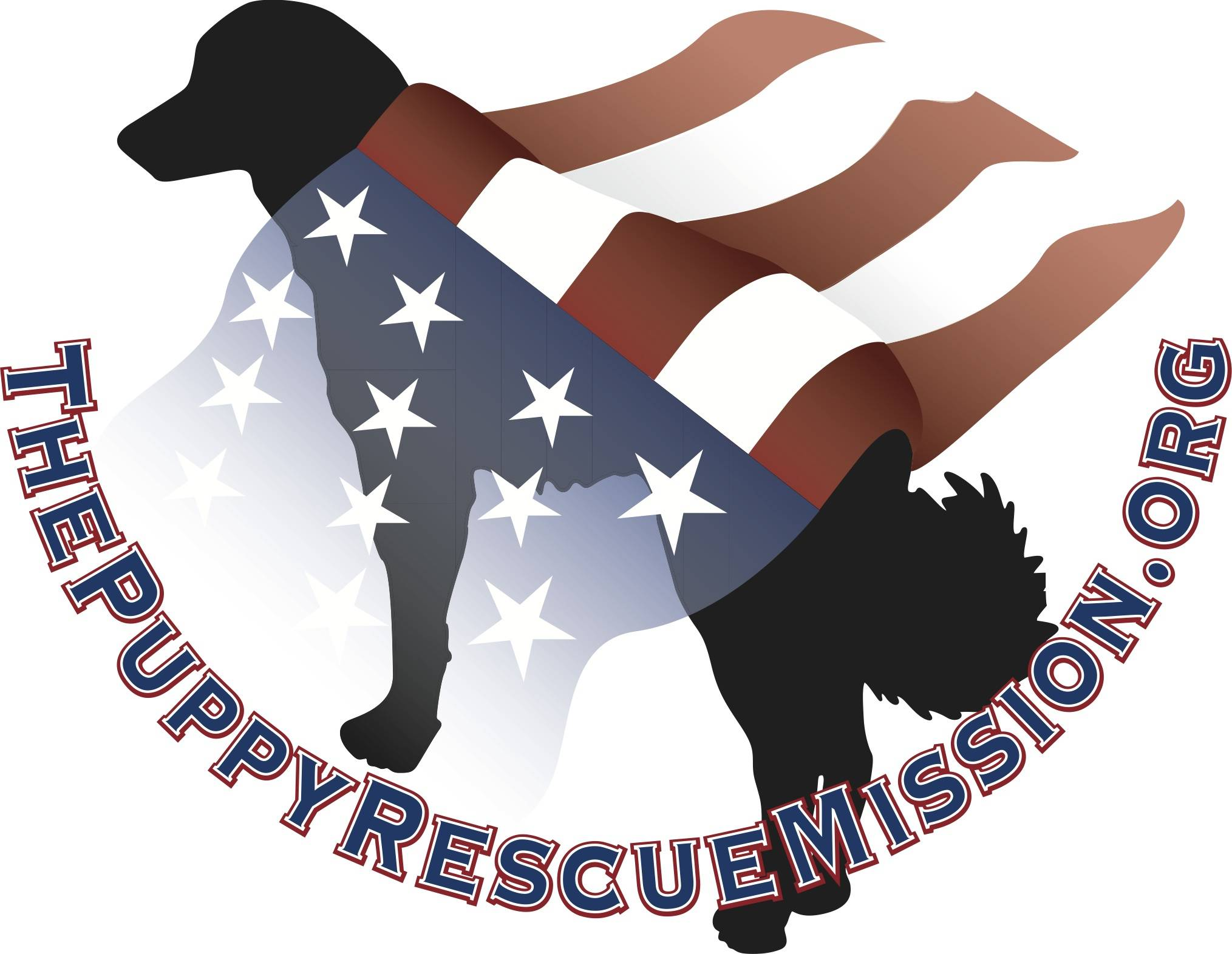 """Battle Buddy Bowling-Chicago"" raises funds to benefit The Puppy Rescue Mission, whose mission is to help bring home the animal companions to our soldiers serving in a war zone. Logo courtesy of The Puppy Rescue Mission, Inc."
