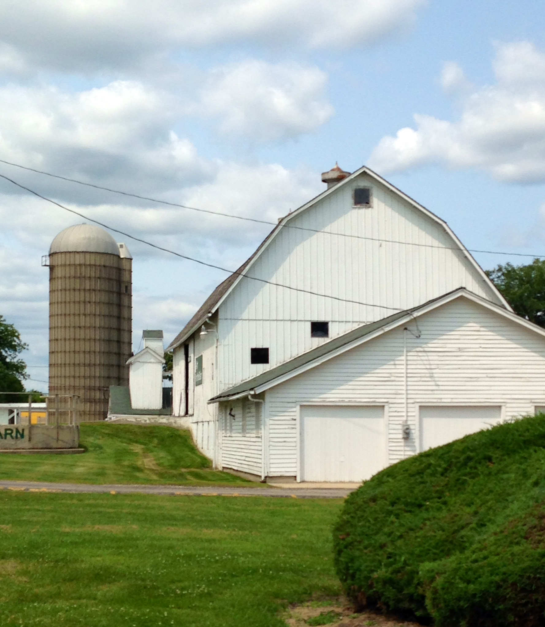Smart Farm's First Annual Farm to Barn dinner will take place on September 6 in the Good Shepherd Hospital barn.Kathy Tabak