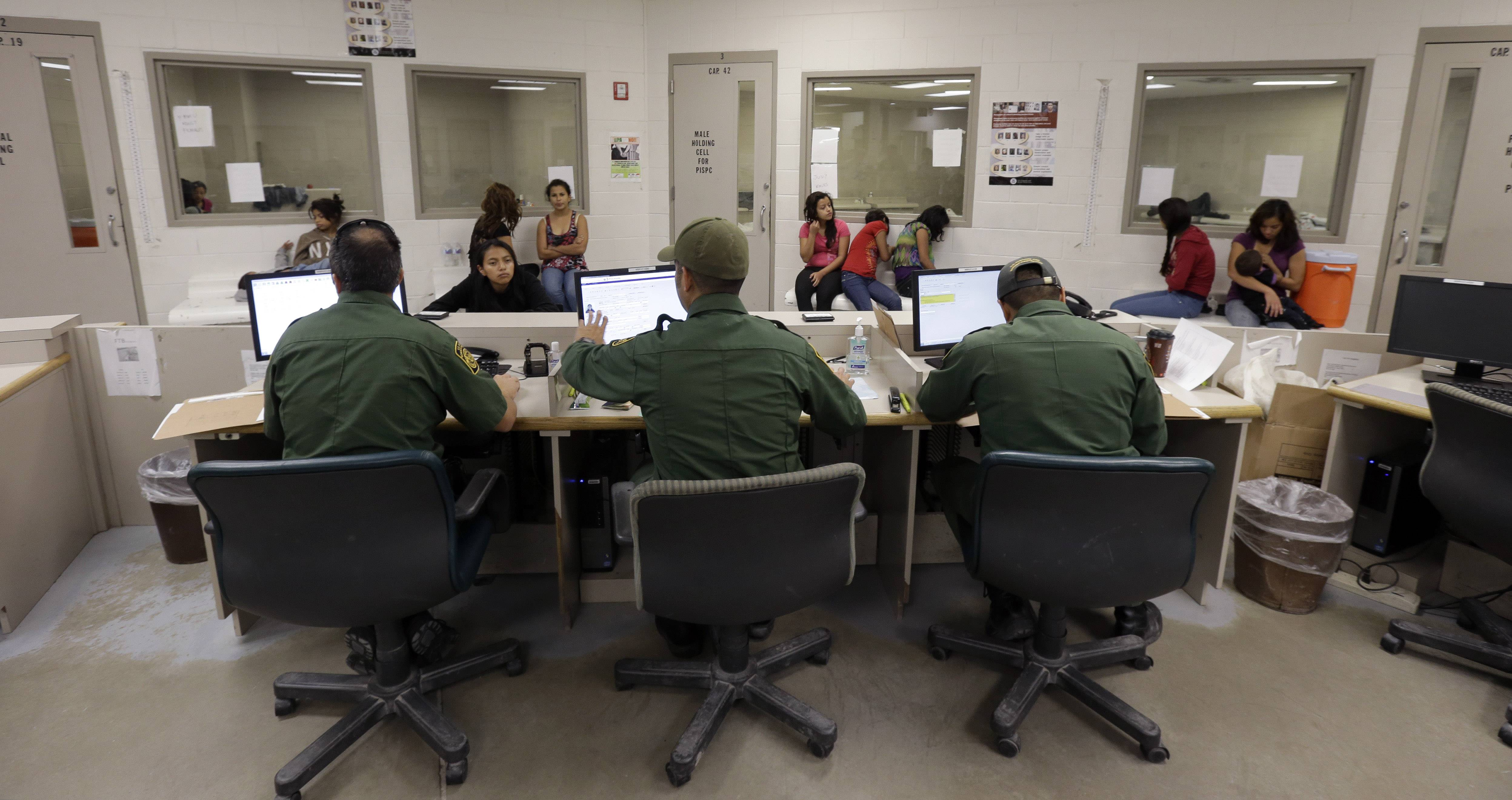 Immigration courts are speeding up hearings for the tens of thousands of Central American children caught on the U.S. border after criticism that the backlogged system is letting immigrants stay in the country for years while waiting for their cases to be heard.