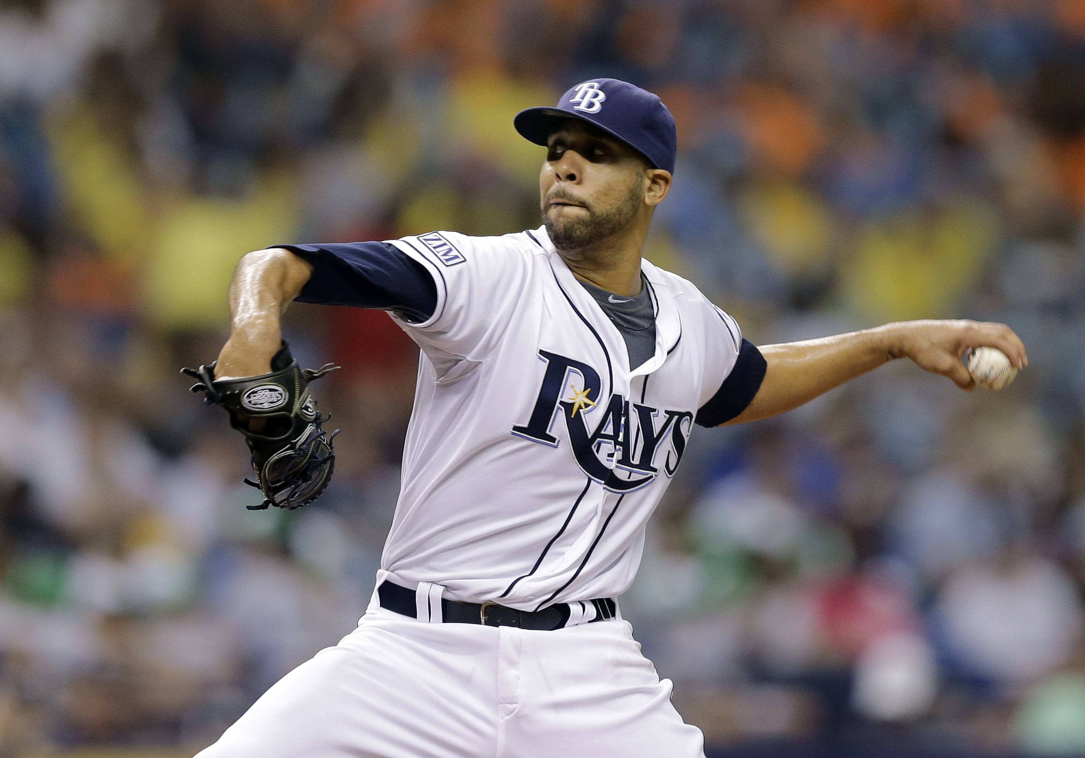 The Tampa Bay Rays traded pitcher David Price to the Detroit Tigers, according to a person familiar with the trade, speaking on the condition of anonymity because the deal has not been announced yet.