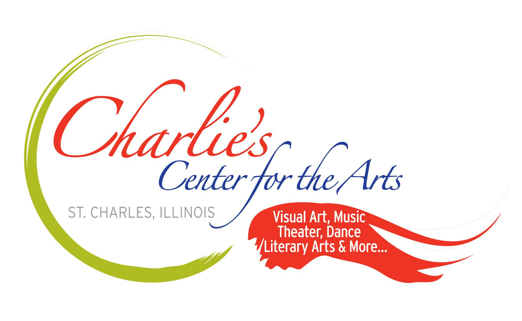 Charlie's is ALL of the ARTS, ALL over TOWN