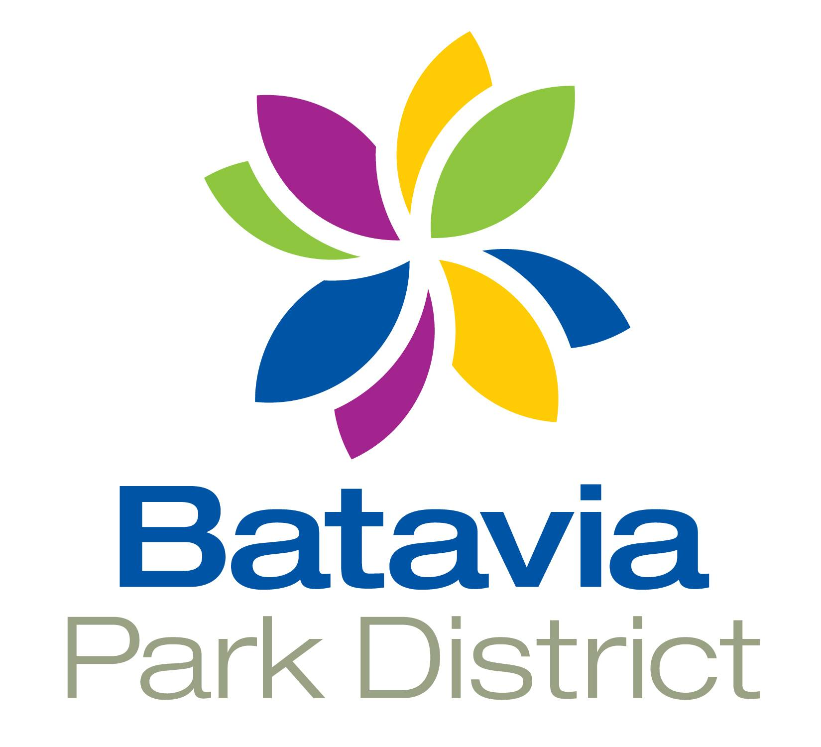 The new Batavia Park District logo reflects the district's mission to be fun and innovative.