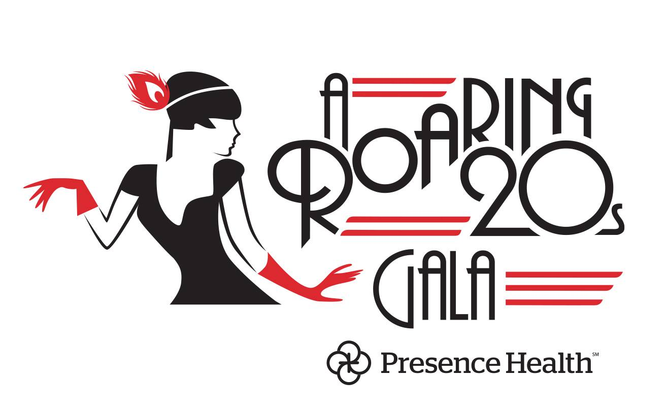 A Roaring 20s Gala For Presence Health Fox River Valley