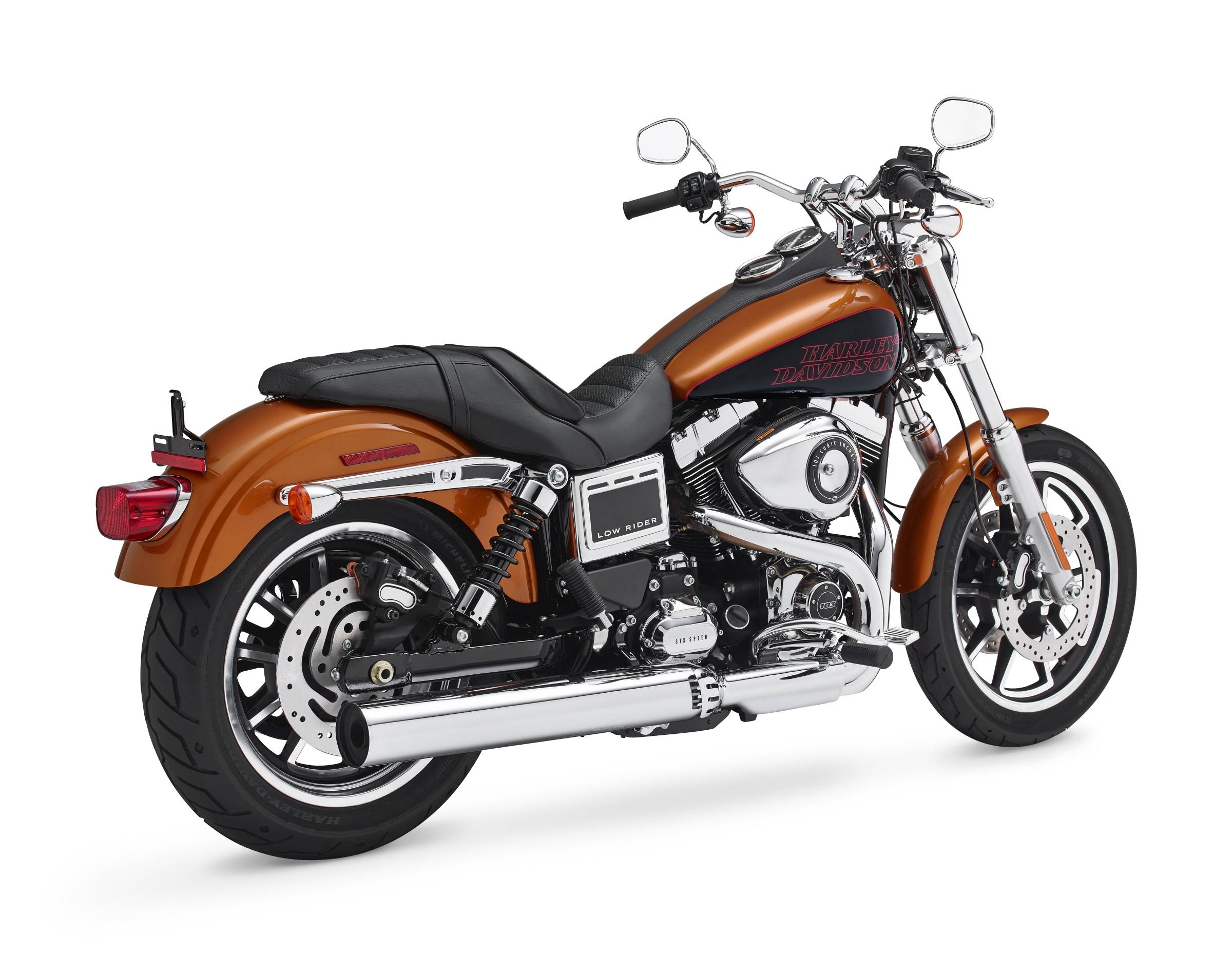 "Harley-Davidson is recalling more than 3,300 FXDL Dyna Low Rider bikes because engine vibration can turn the switches from ""run"" to ""accessory."" The recall covers motorcycles from the 2014 ½ model year."