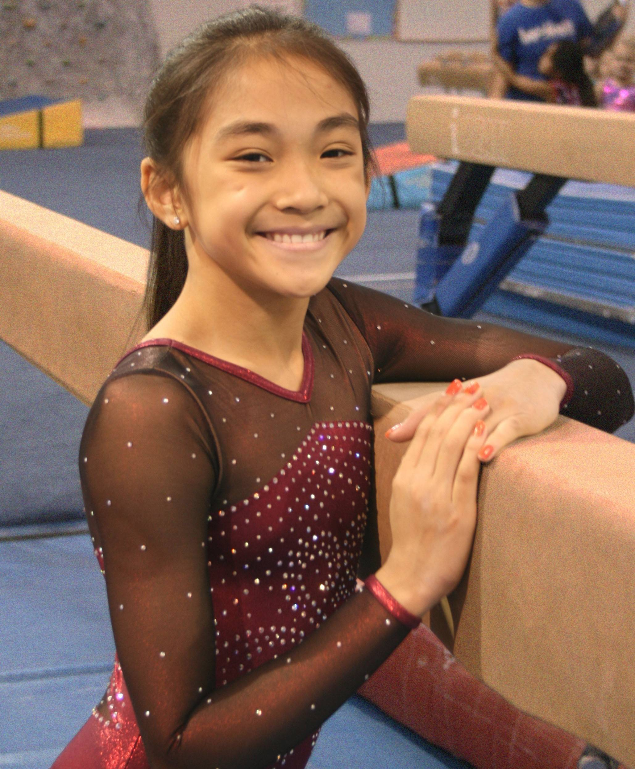 Makenzie Sedlacek of West Chicago will compete at the Secret U.S. Classic Gymnastics Championship at the Sears Centre Arena in Hoffman Estates.