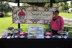 The Sweet Escape will provide tasty treats in Taste on the Tee Aug. 13.