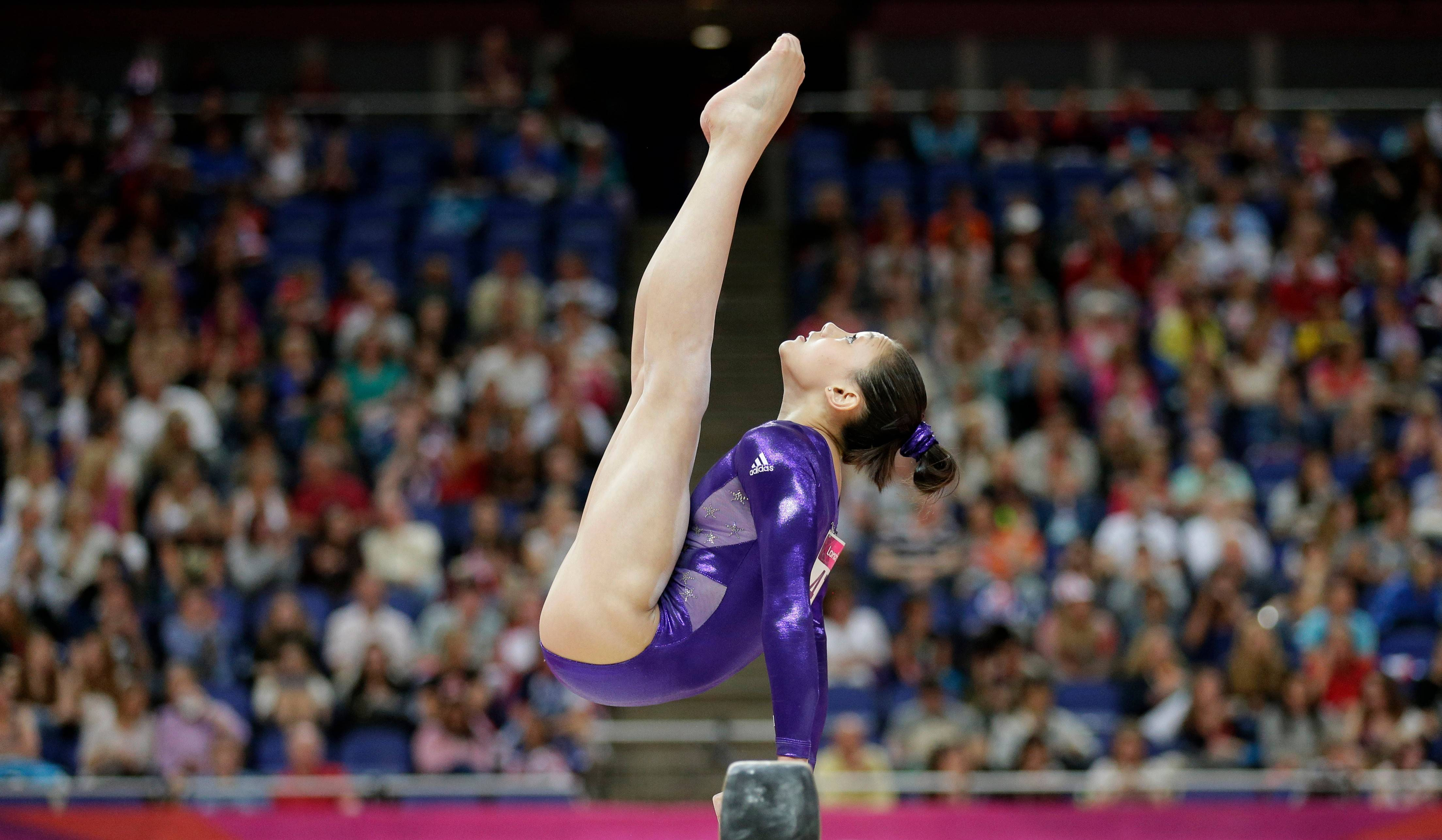 Olympic champion Kyla Ross is expected to compete at the Secret U.S. Classic Gymnastics Championship at the Sears Centre Arena in Hoffman Estates on Saturday, Aug. 2.