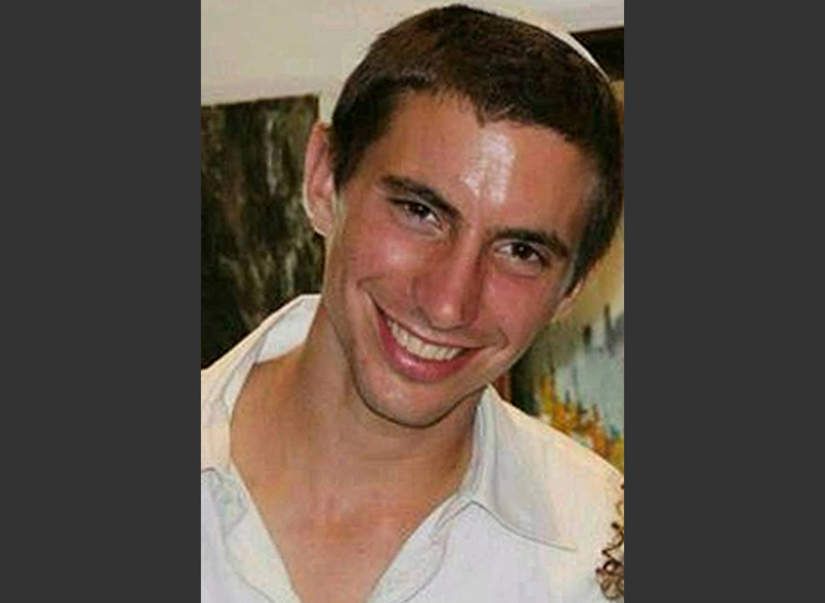 Israeli Army 2nd. Lt. Hadar Goldin, 23, from Kfar Saba, central Israel.