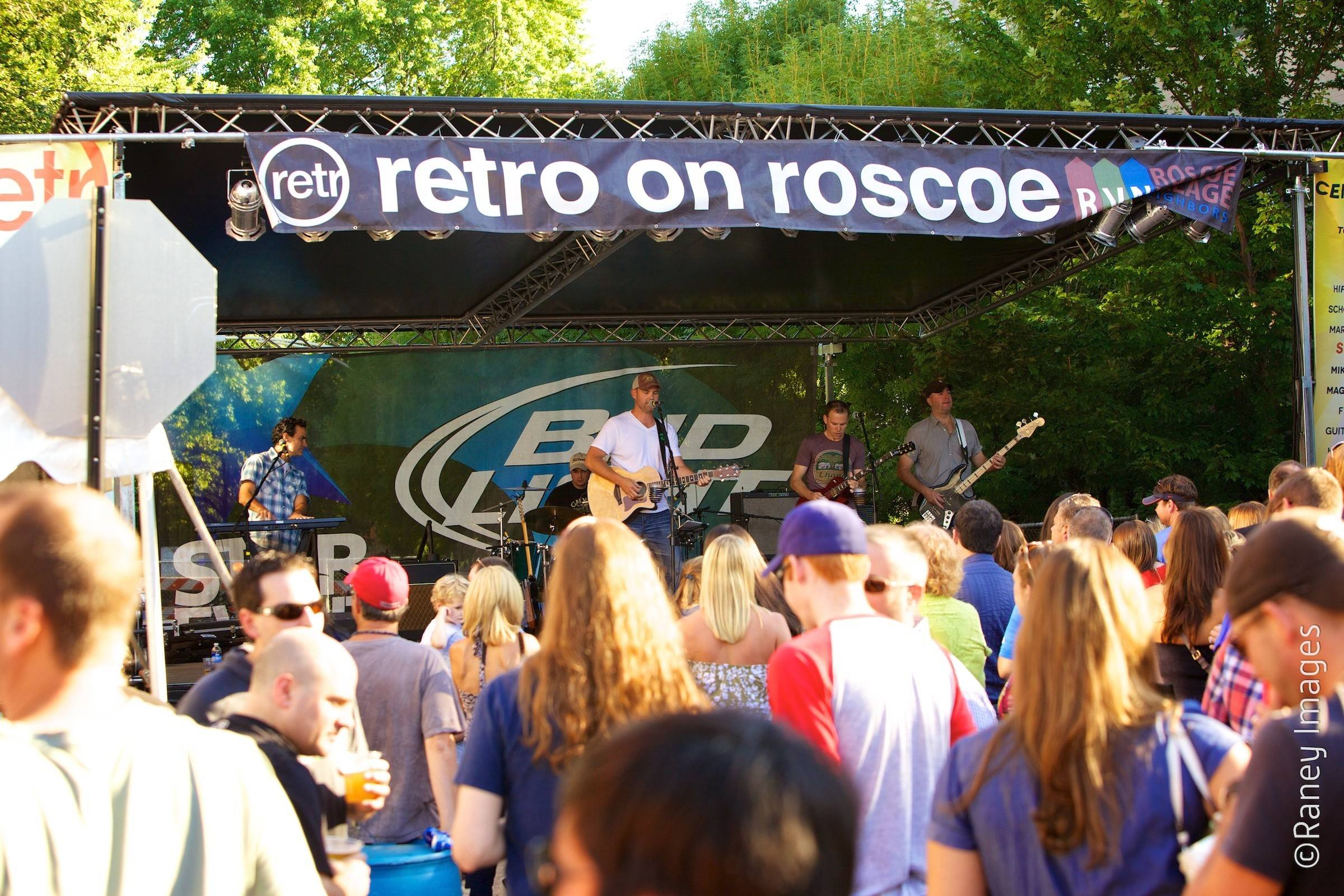 Remember the good old days at Retro on Roscoe, Aug. 9-10, in Chicago.