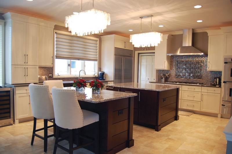 Wine storage clever cabinetry top 2014 kitchen trends for Glamorous kitchen designs