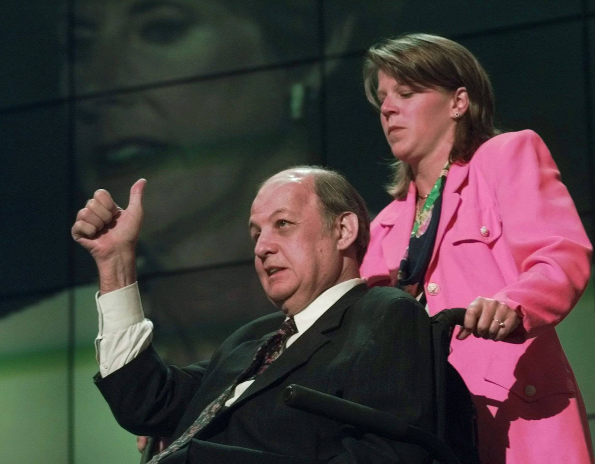 Images: James Brady, 1940 - 2014