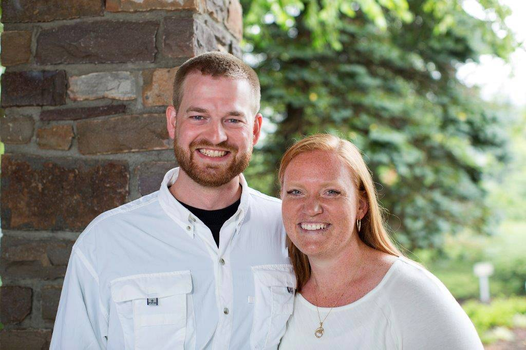 Dr. Kent Brantly and his wife, Amber, are seen in an undated photo provided by Samaritan's Purse. Brantly became the first person infected with Ebola to be brought to the United States from Africa, arriving at at Emory University Hospital, in Atlanta on Saturday, Aug. 2, 2014. Fellow aid worker Nancy Writebol was expected to arrive in several days. Experts say Emory University Hospital is one of the safest places in the world to treat someone with Ebola, the virus that has killed more than 700 people in Africa.