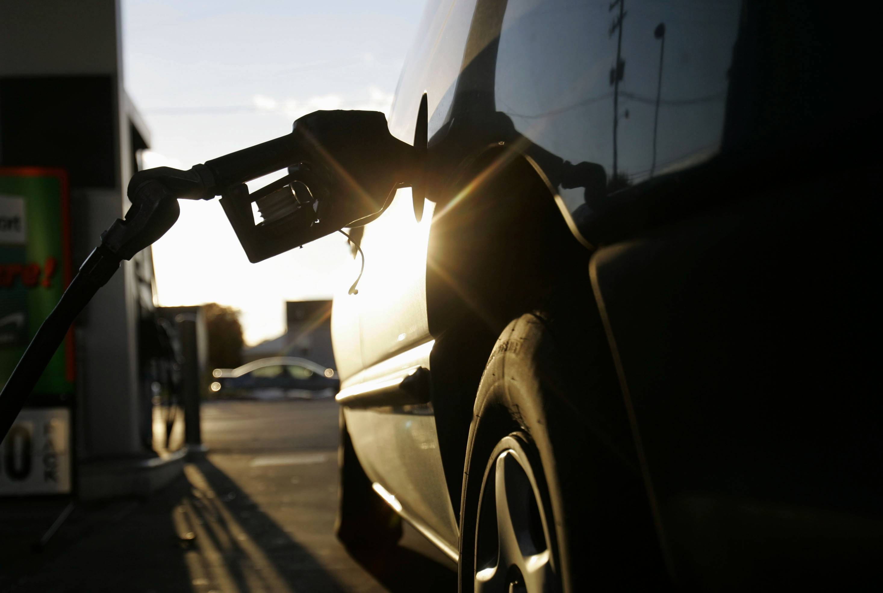 July brought a gas price reprieve.