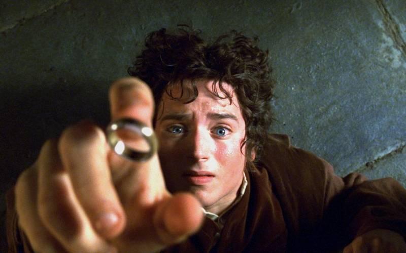 Associated Press/New Line Cinema ¬ Elijah Wood in Peter Jackson's