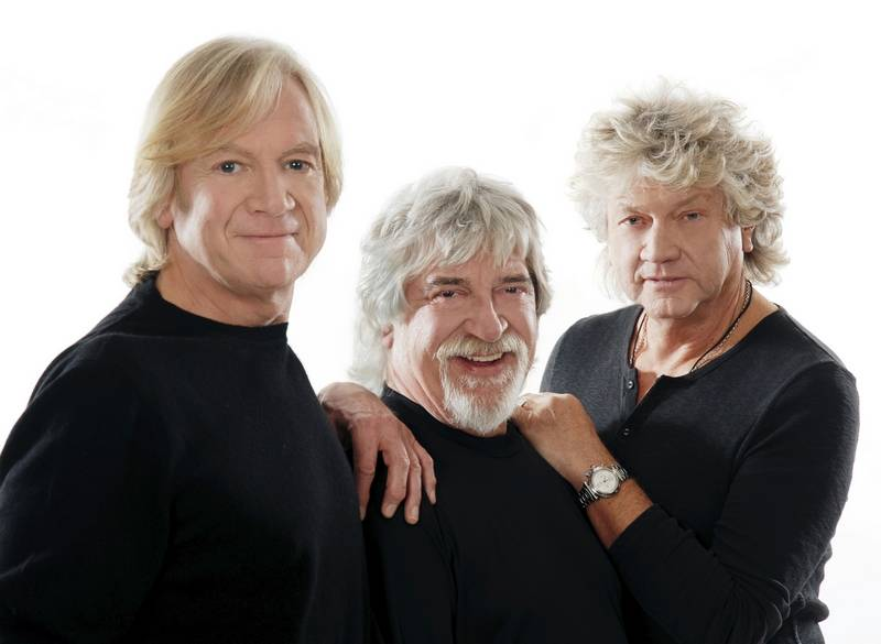 The Moody Blues play two shows at the Ravinia Festival in Highland Park on Thursday and Friday, Sept. 4 and 5.