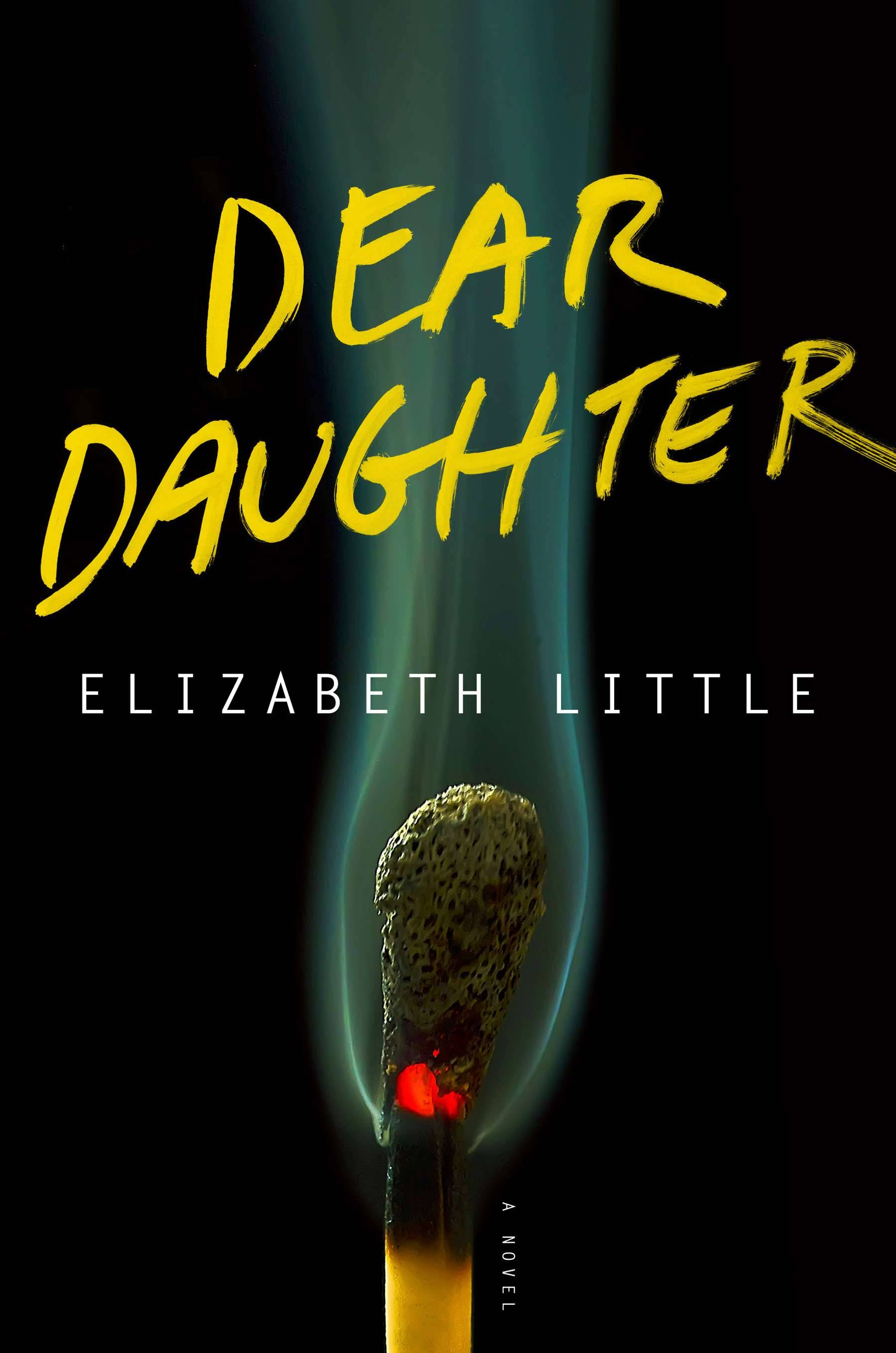 "In Elizabeth Little's ""Dear Daughter,"" Jane Jenkins is a young woman famous for being famous until she was sent to prison for the murder of her wealthy socialite mother. But is she really guilty?"