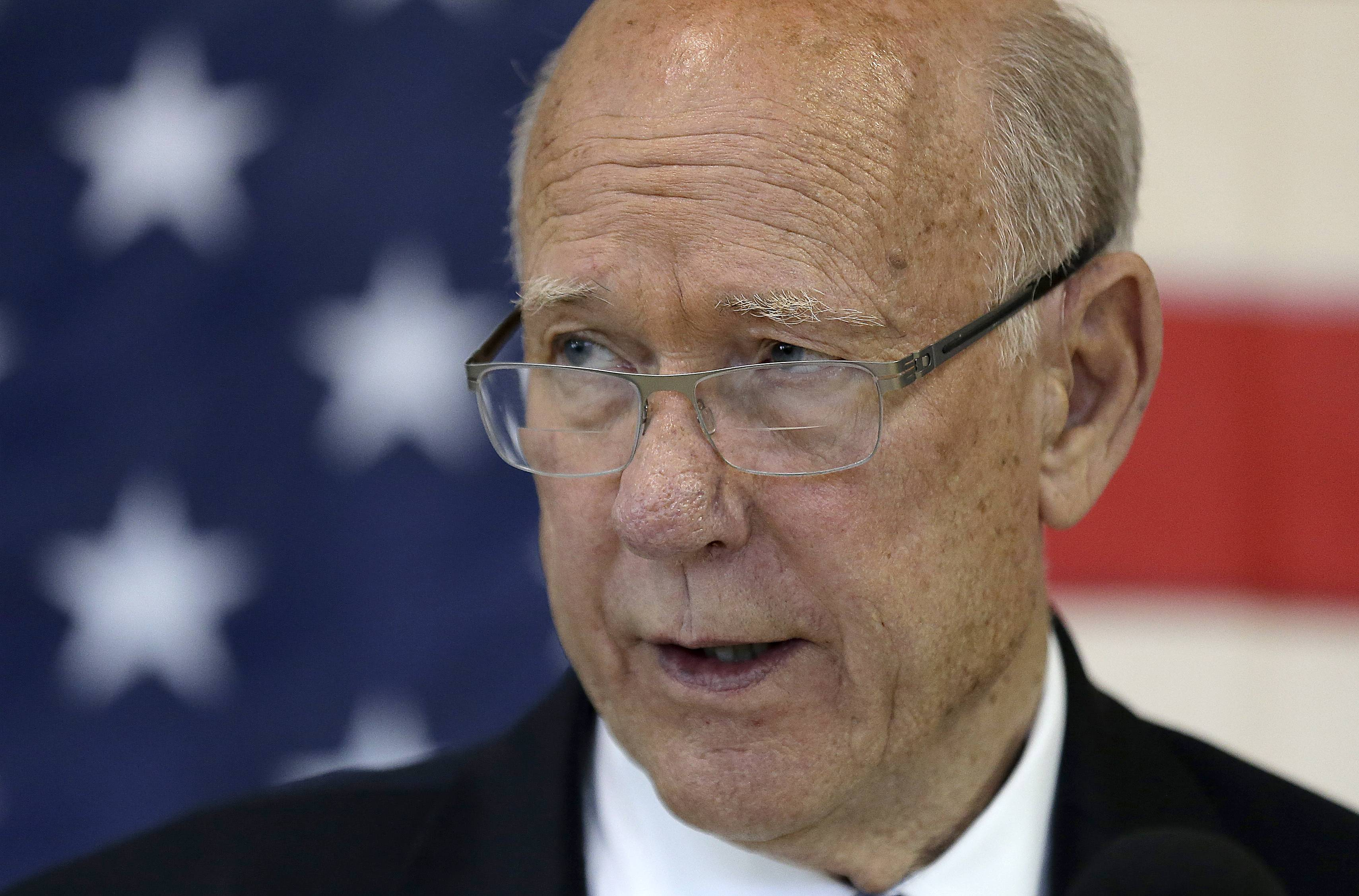 Senate and House incumbents in Kansas, Michigan and Missouri are trying to beat back challengers on Aug. 5 in the kickoff to a busy month of primaries. In Kansas, GOP Sen. Pat Roberts faces Milton Wolf, a radiologist and the second cousin of President Barack Obama.