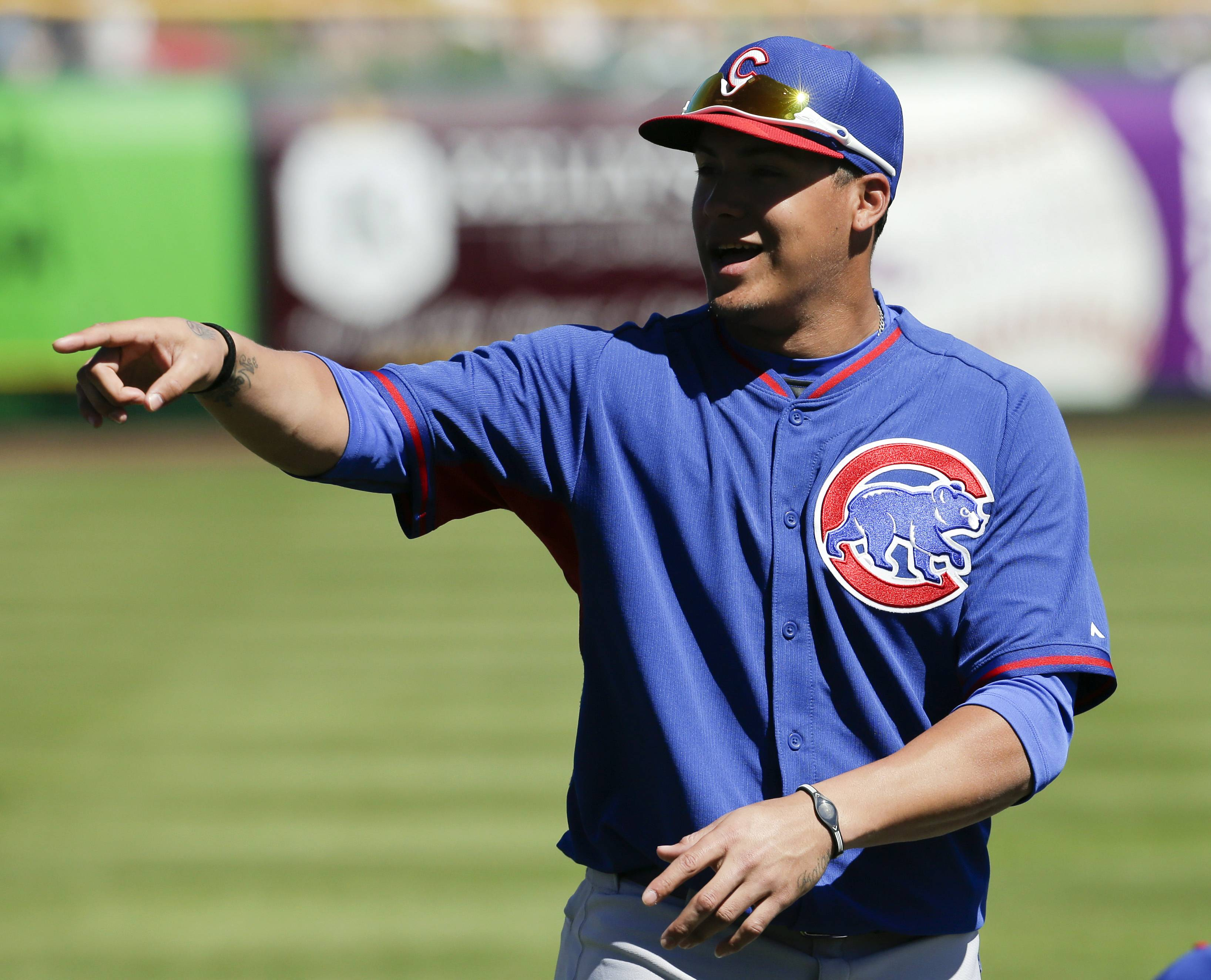 Baez just the boost Chicago baseball needed