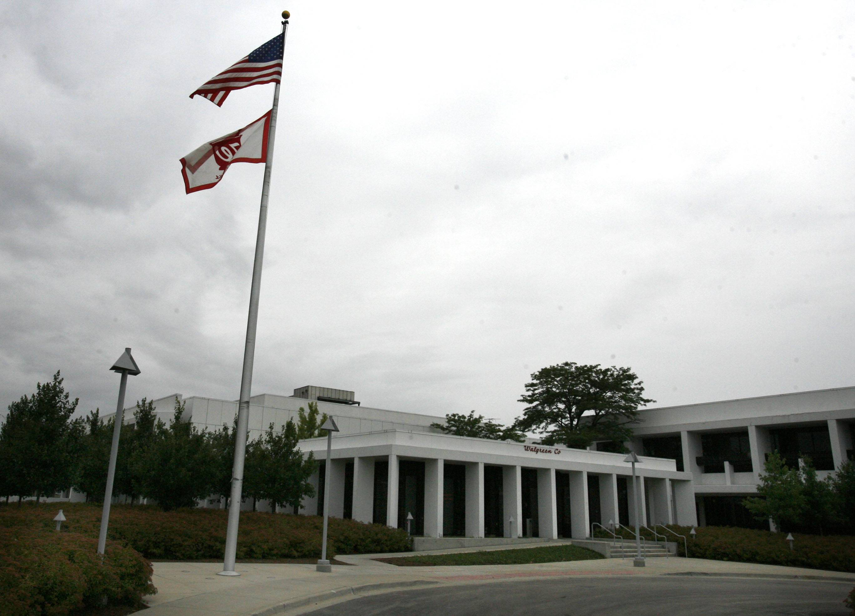Walgreen Co. currently operates out of its Deerfield campus.
