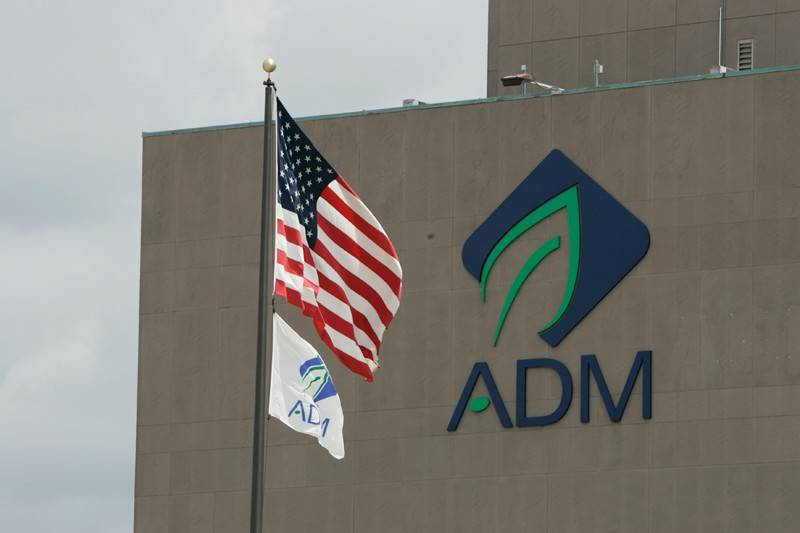 ADM's profit more than doubled during the second quarter as grain exports rebounded and demand for ethanol was strong. The Decatur company posted net income of $533 million, or 81 cents per share, from $223 million, or 34 cents per share, in the same quarter a year earlier.