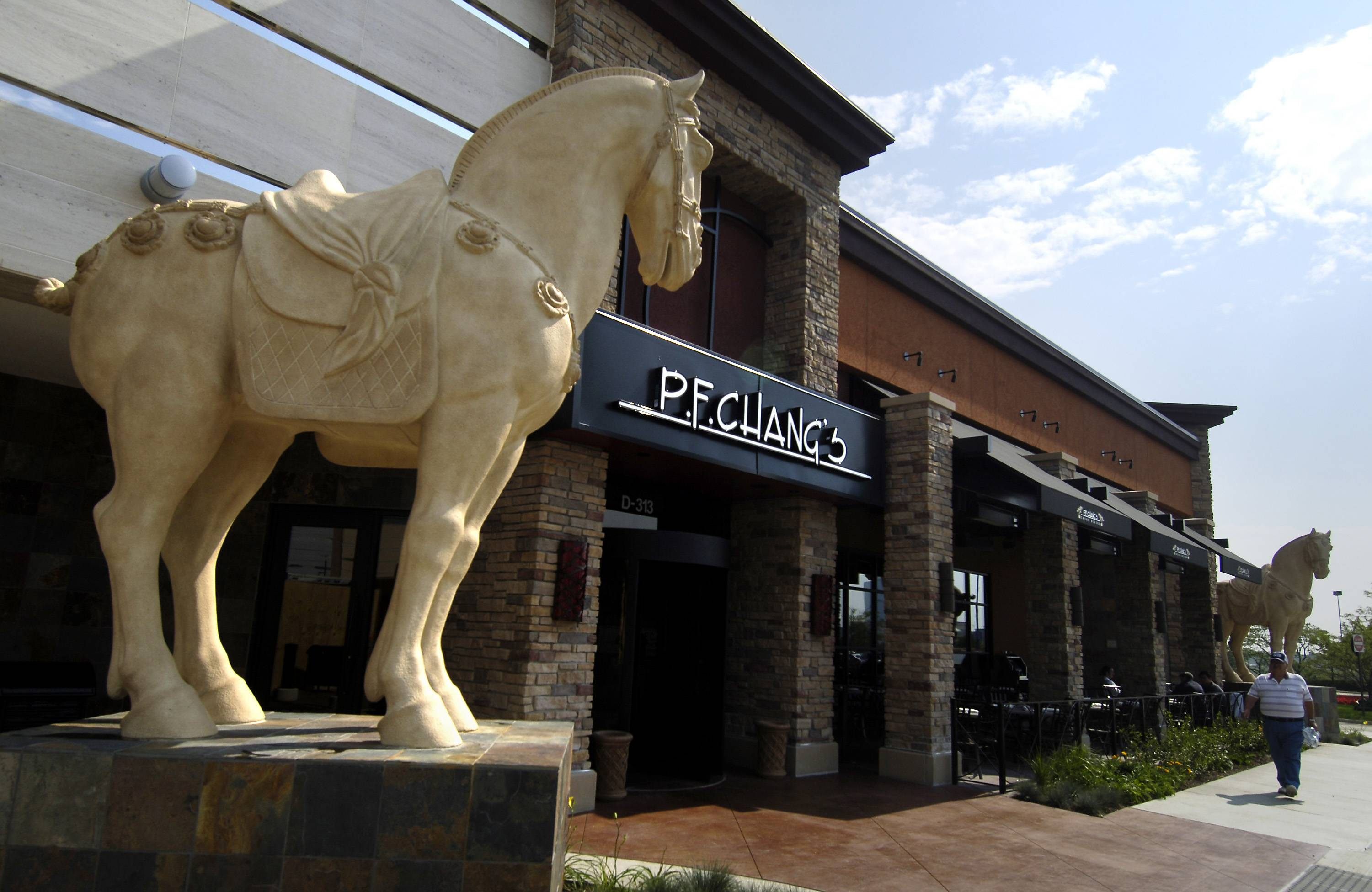 P.F. Chang's China Bistro at Woodfield Mall in Schaumburg is one of 33 restaurants nationwide that may have been affected by a data breach, company officials said.