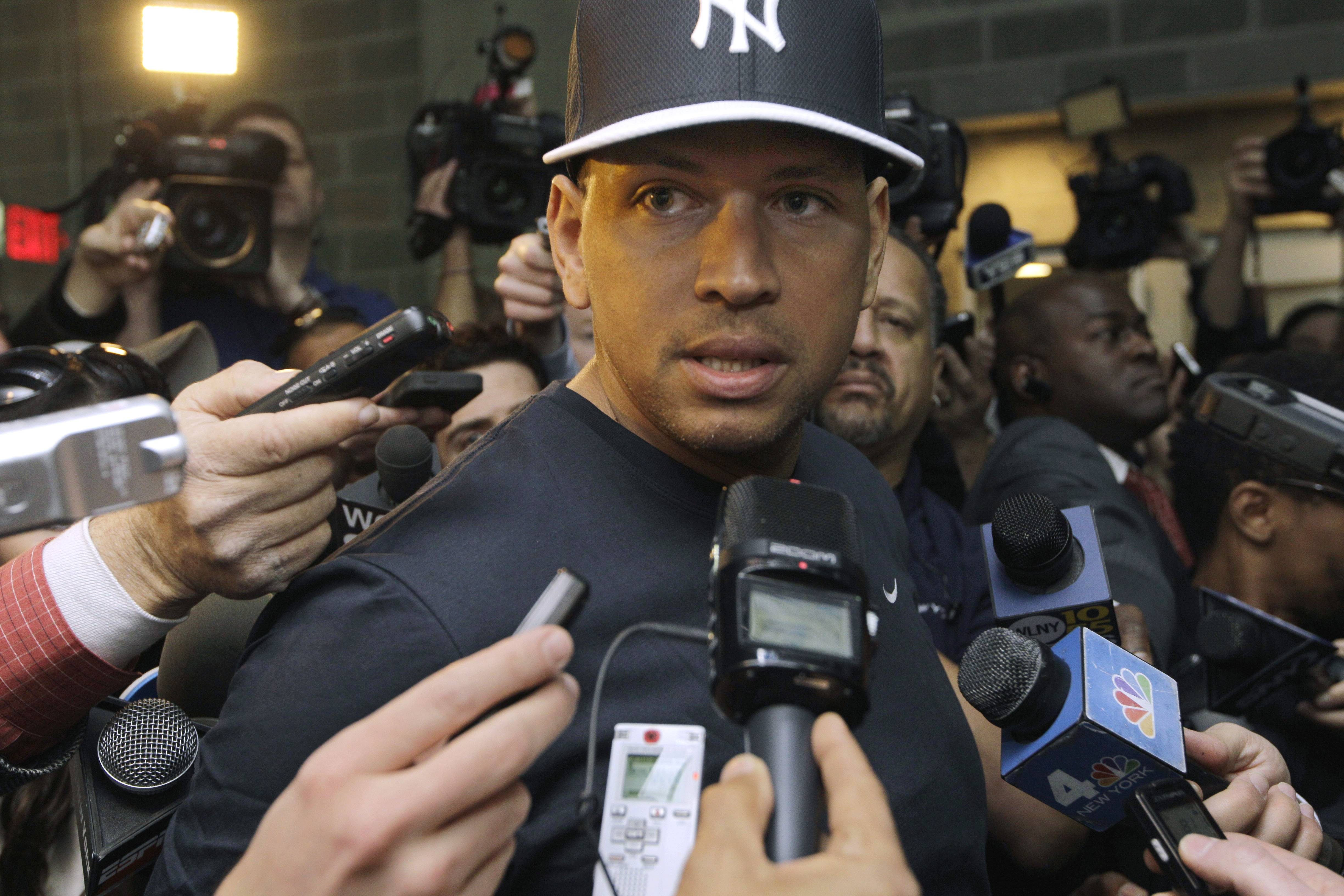 The owner of a now-defunct Florida clinic was charged Tuesday, Aug. 5, 2014, with conspiracy to distribute steroids, more than a year after he was accused of providing performance-enhancing drugs to Yankees star Alex Rodriguez and other players. Federal court records show Anthony Bosch is charged with one count of conspiracy to distribute testosterone.