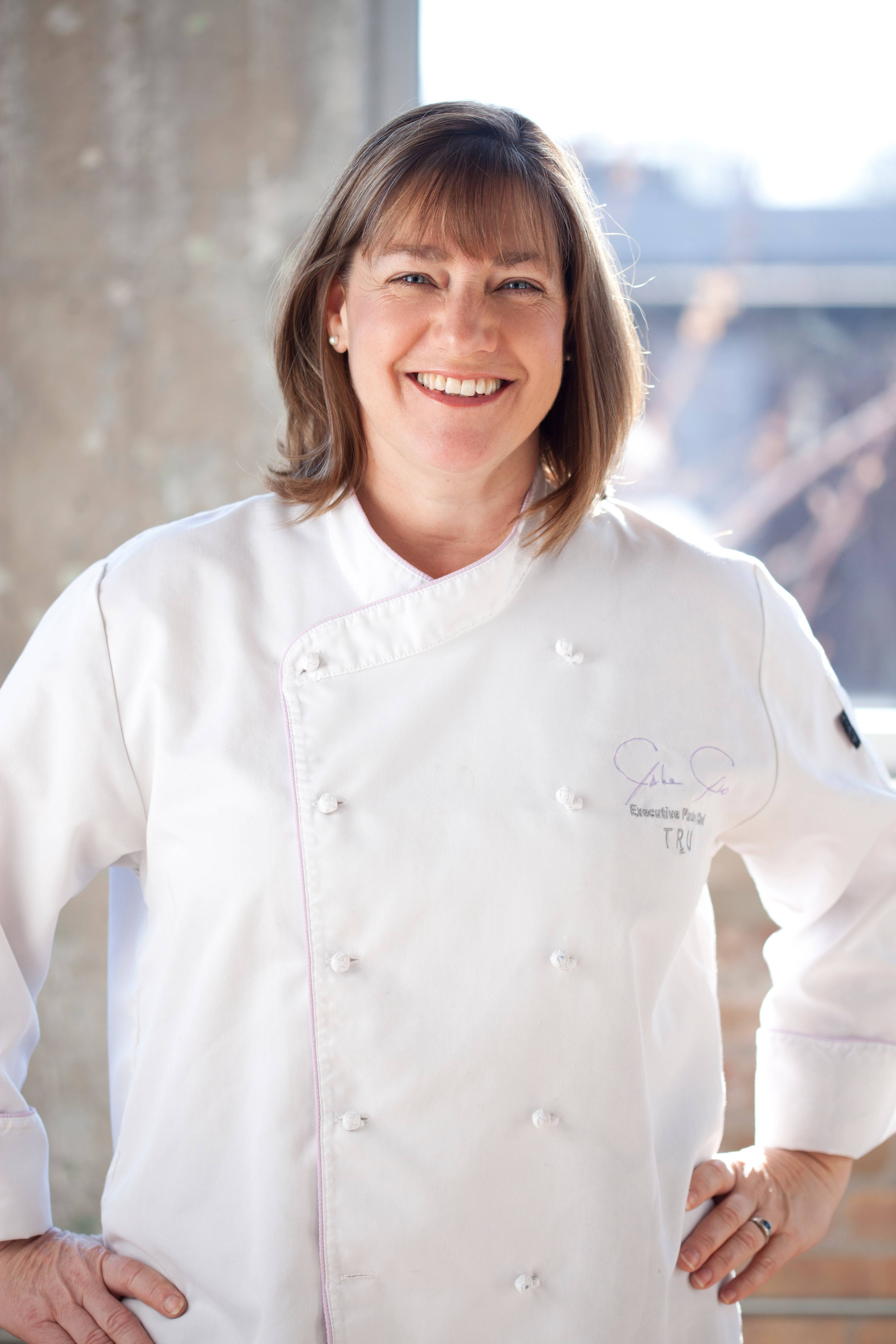 Chef Gale Gand is among five 2014 inductees into Chicago's Chefs Hall of Fame.