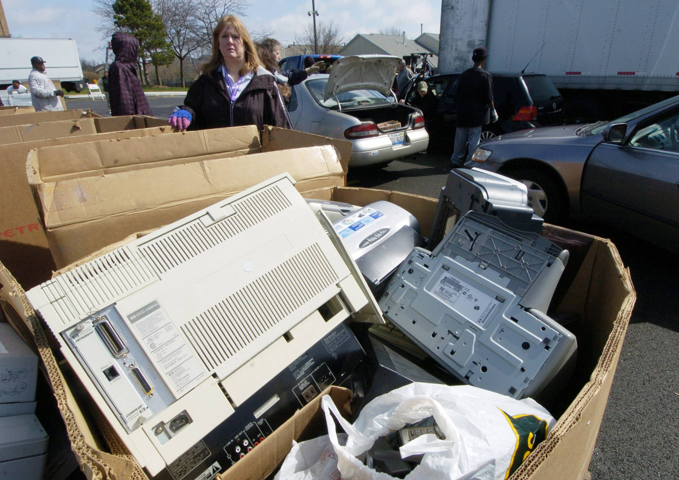 DuPage County has announced the end of its electronics recycling program because a vendor is no longer providing the service.