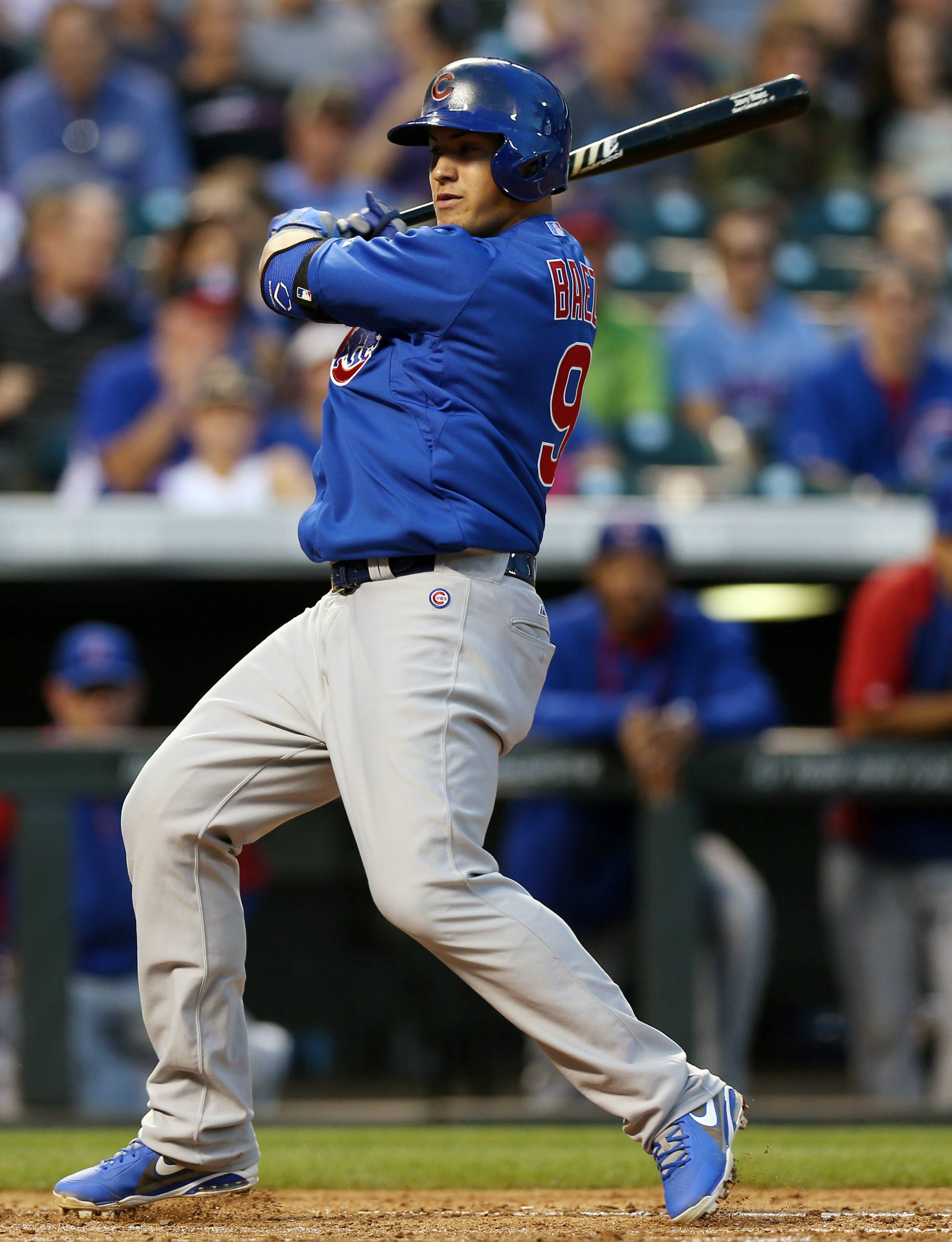 The promotion of prize prospect Javier Baez on Tuesday appears to be a watershed moment for the Cubs, according to Bruce Miles.