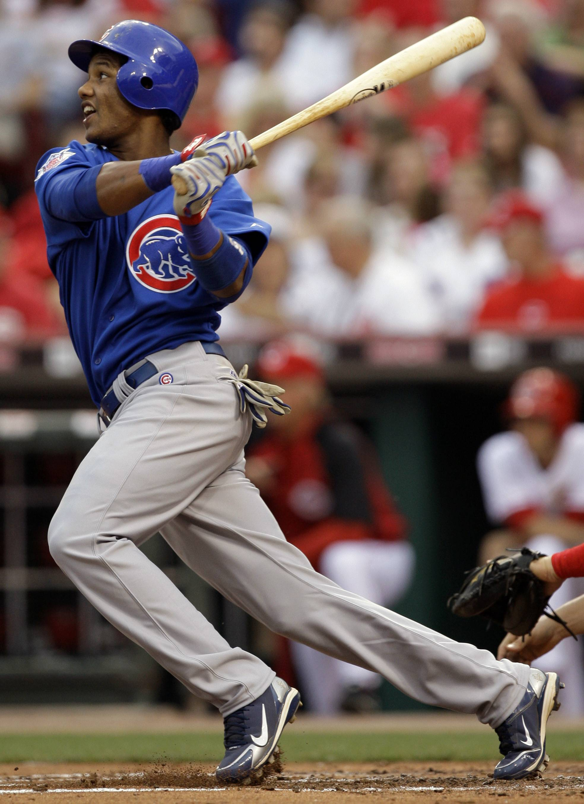 Starlin Castro started his big-league career four years ago with a 3-run home run off Cincinnati Reds starting pitcher Homer Bailey. Will he remain part of Cubs history?