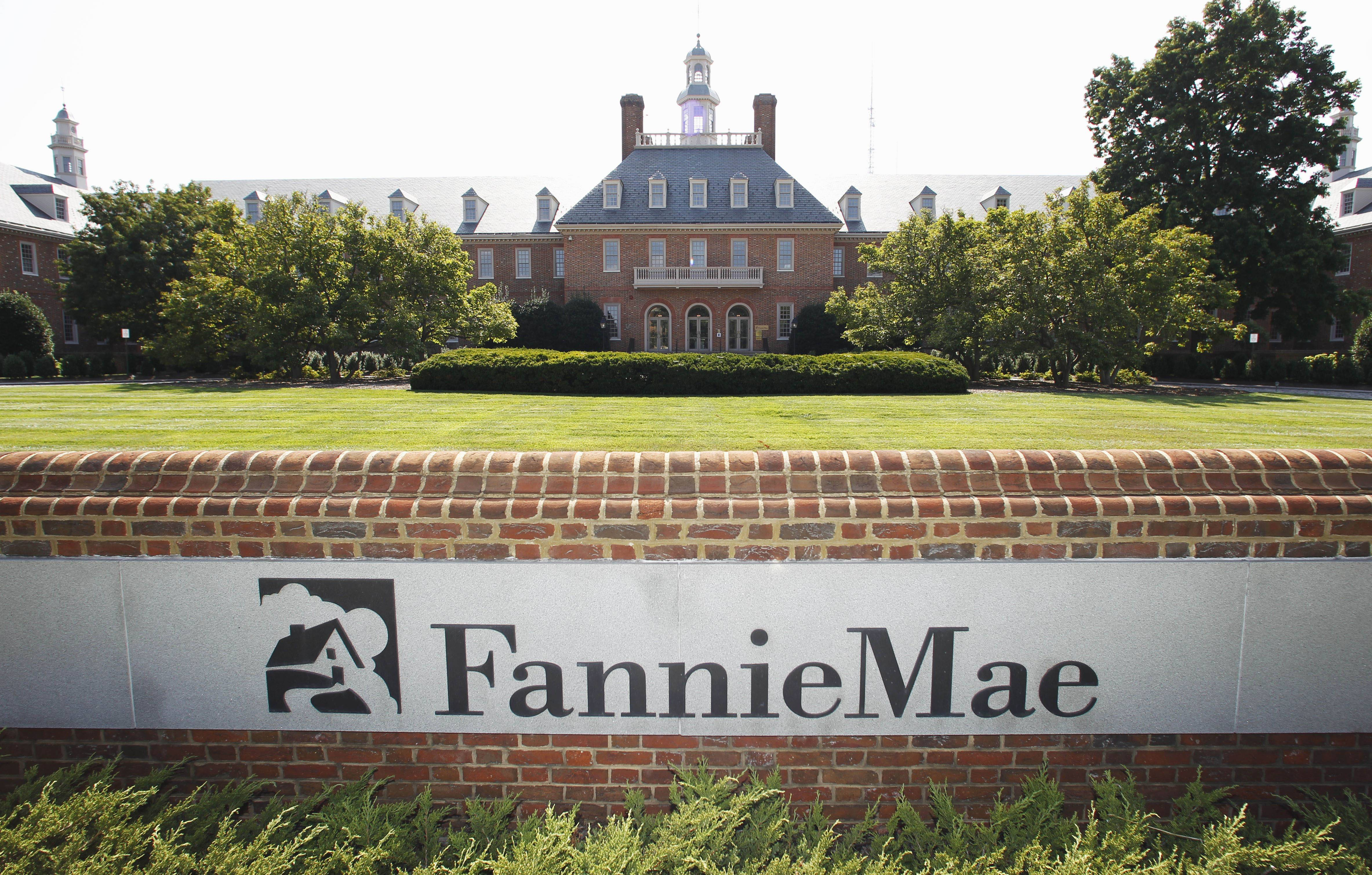 Associated Press Fannie Mae headquarters in Washington.Fannie Mae will give the Treasury Department $3.7 billion next month after the largest financier of U.S. mortgages posted its 10th-consecutive quarterly profit.