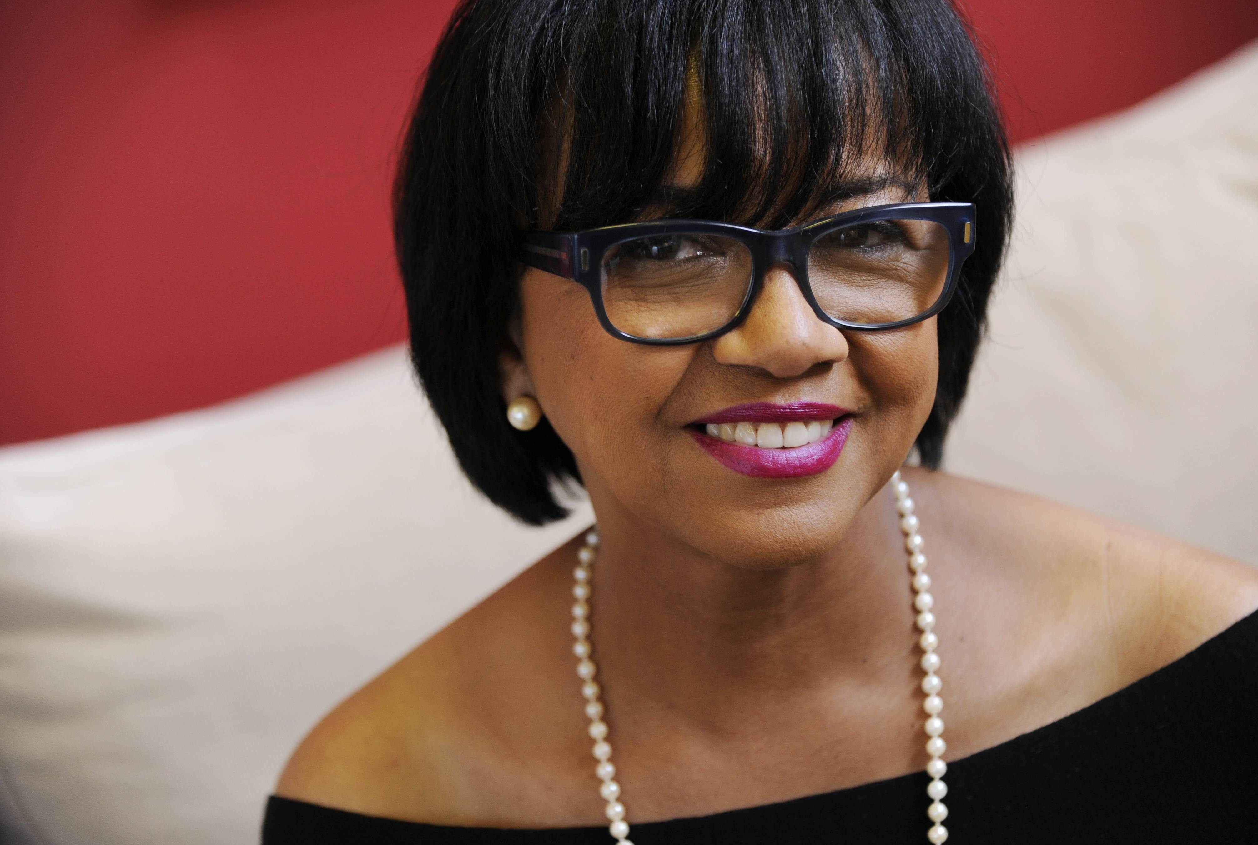 Cheryl Boone Isaacs has been re-elected for another year as president of the Academy of Motion Picture Arts and Sciences.