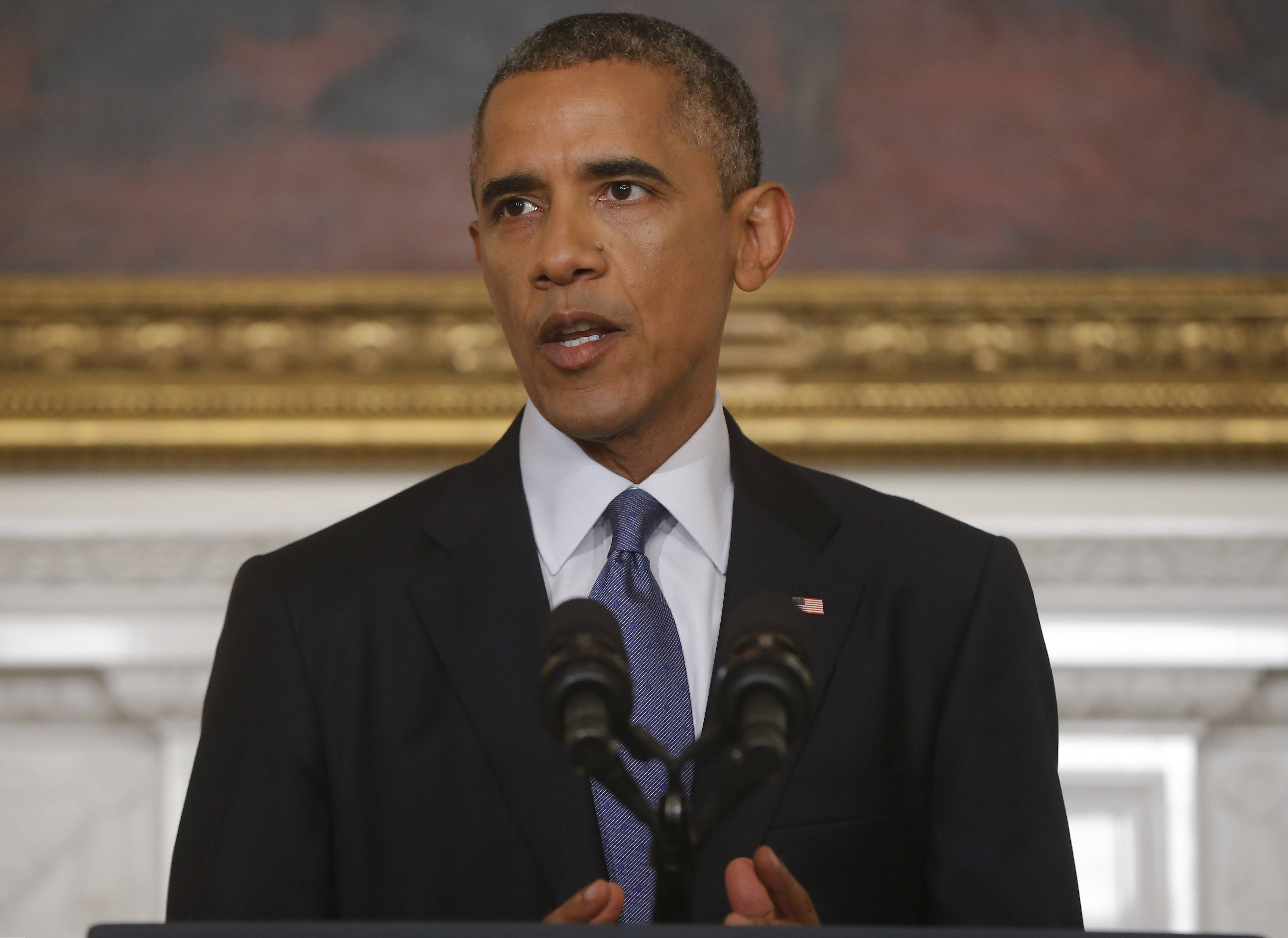 Obama OKs airstrikes 'if necessary' on rebels in Iraq
