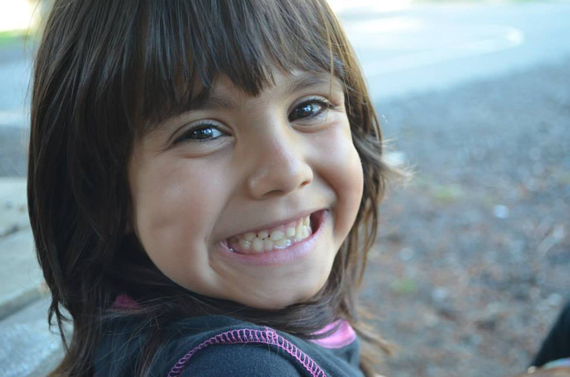 Jenise Paulette Wright. More than 100 officers from 10 law enforcement agencies are involved in the search for 6-year-old Jenise, who disappeared from her Washington state home over the weekend, sheriff's officials said Tuesday, Aug. 5, 2014.