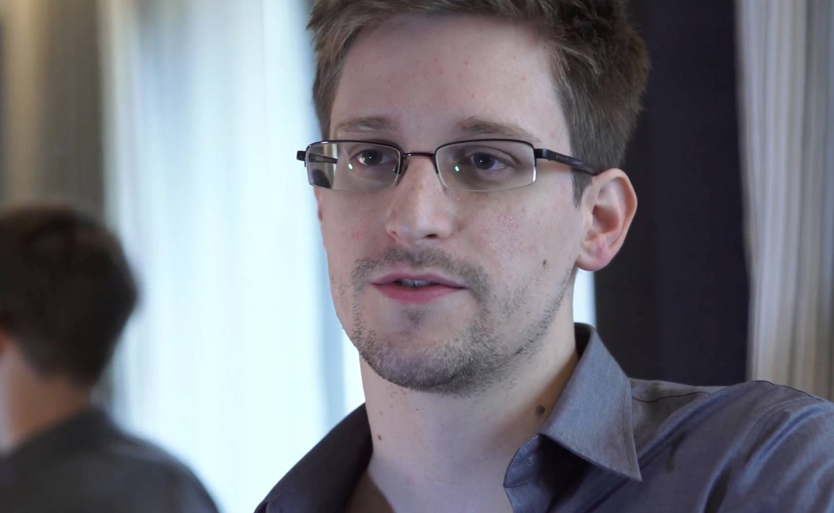 Former NSA systems analyst Edward Snowden, who is wanted by the U.S. for leaking details about once-secret surveillance programs, has been granted permission to stay in Russia for three more years, his lawyer said Thursday, Aug. 7, 2014. Snowden last year was granted temporary asylum of one year in Russia, but that ran out on Aug. 1.