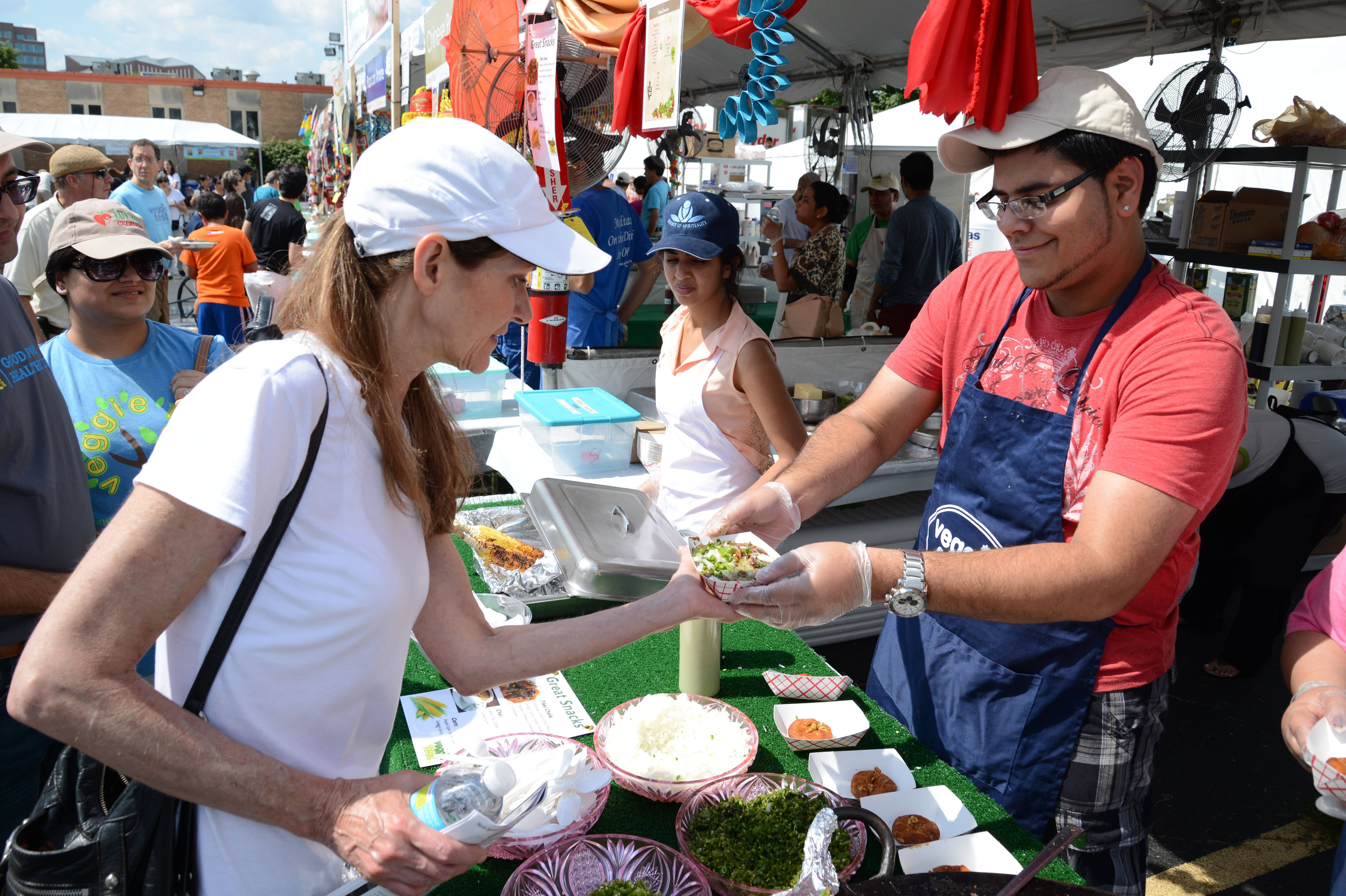 An international food court; speeches by doctors, authors and meditation experts; live music; and children's activities will be part of the ninth annual Veggie Fest Aug. 9 and 10 in Naperville.
