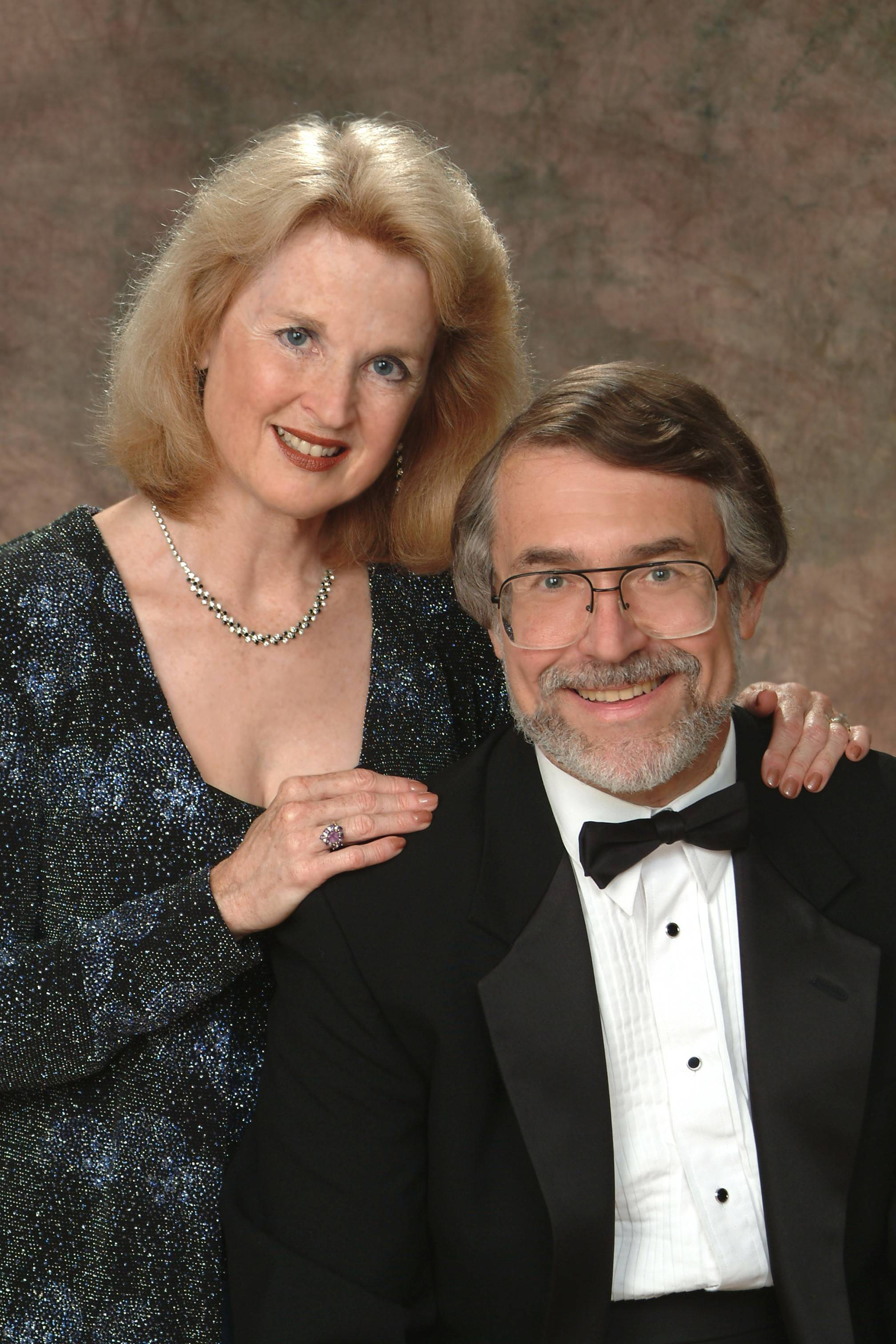 Cecelia and Harold Kafer return to Northern Illinois University to perform concert Sunday, Aug. 10.